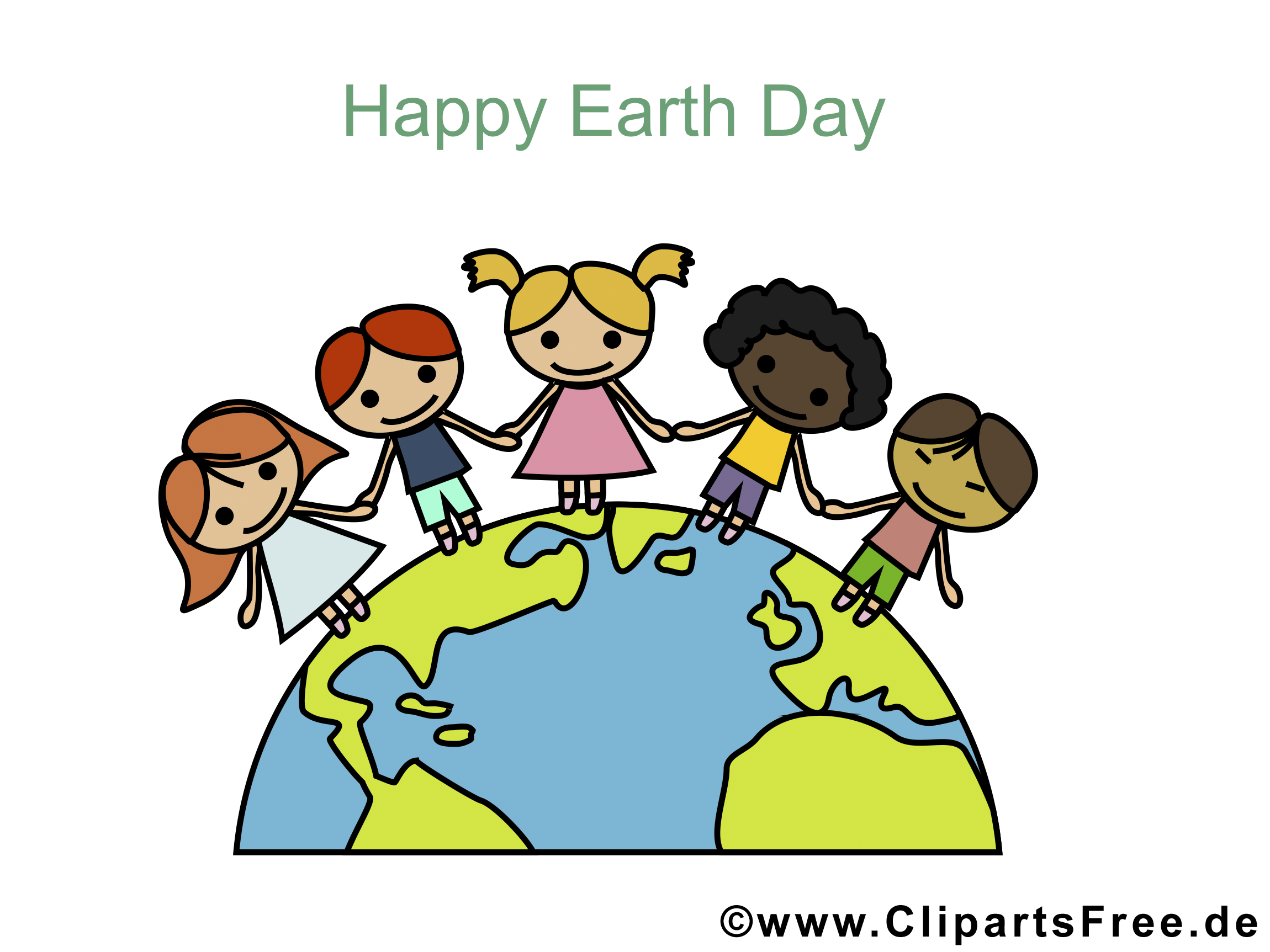 clipart earth day - photo #48