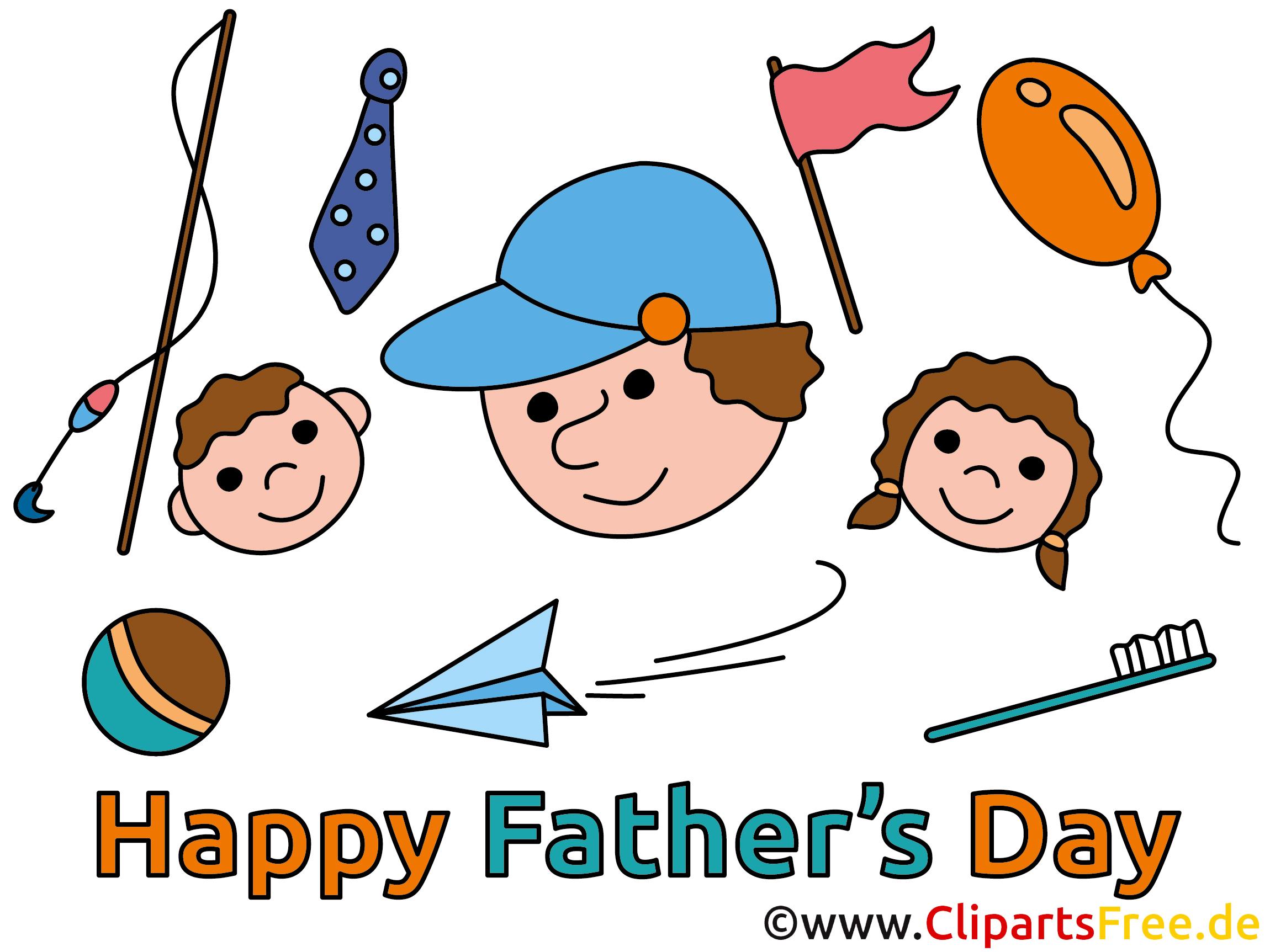 Bilder zum Vatertag in Englisch und Deutsch
