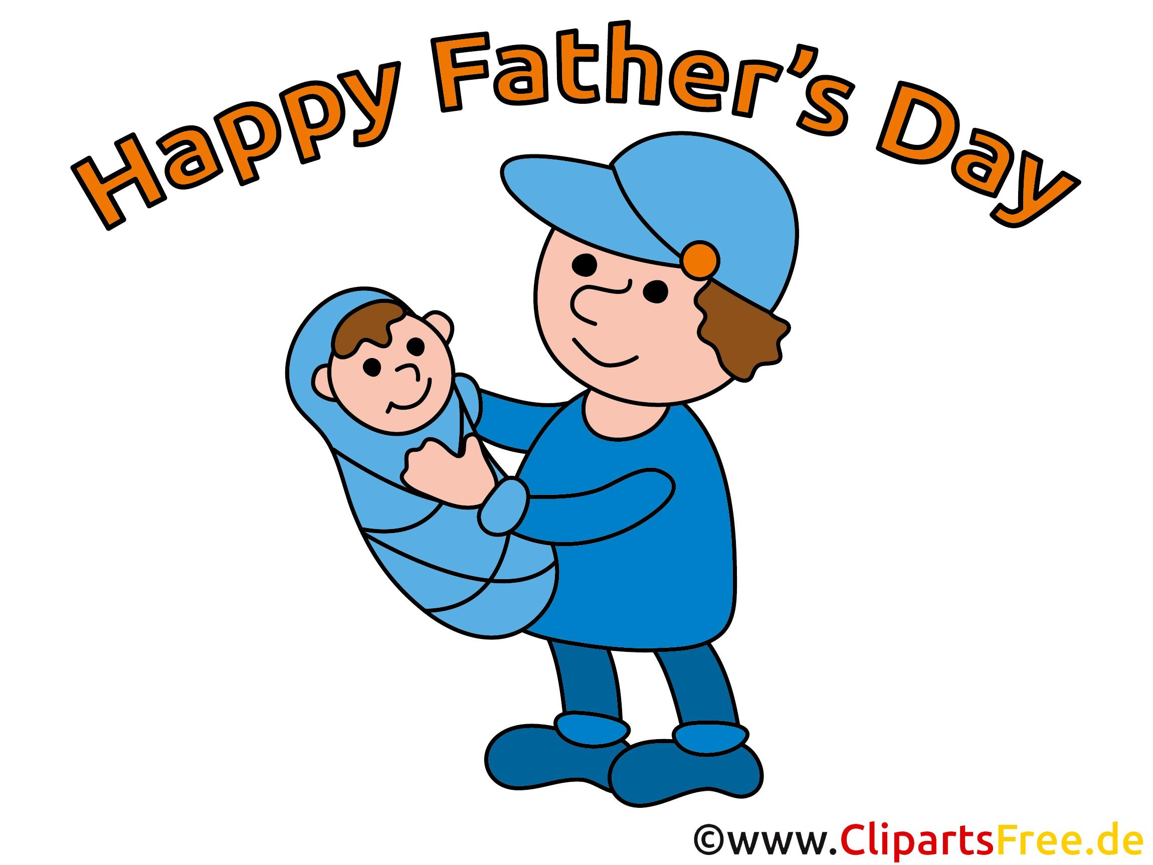 Clipart Vater