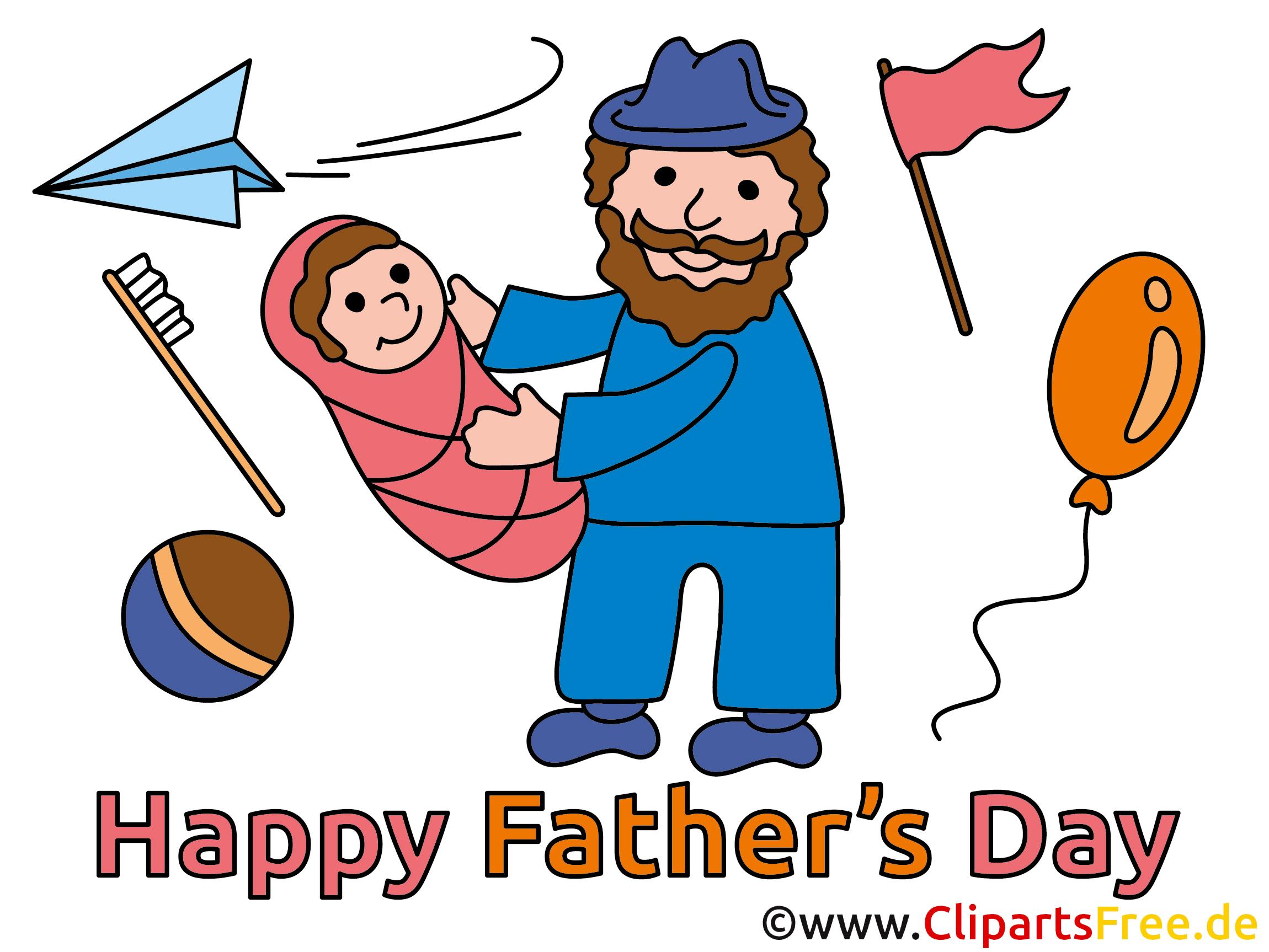Vatertag Bilder kostenlos herunterladen und drucken