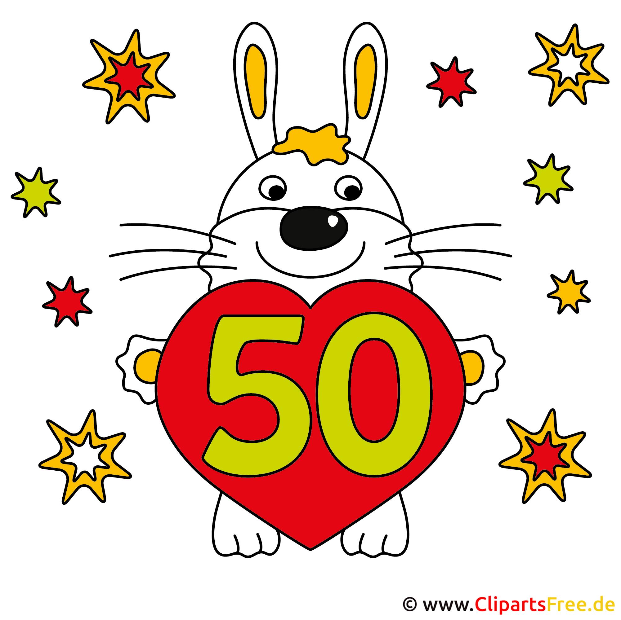 cliparts zum 50. geburtstag - photo #20
