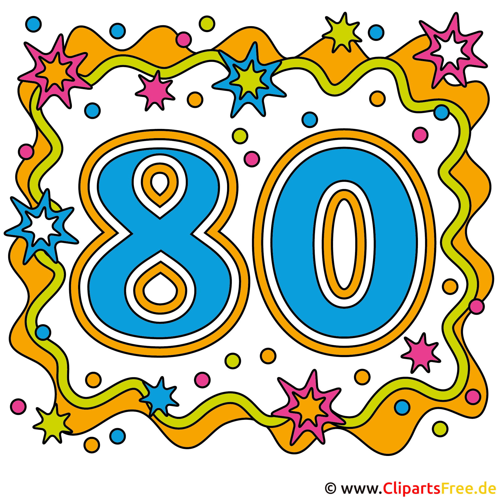 Gallery for clipart back to the 80s for Garderobe 80 jahre