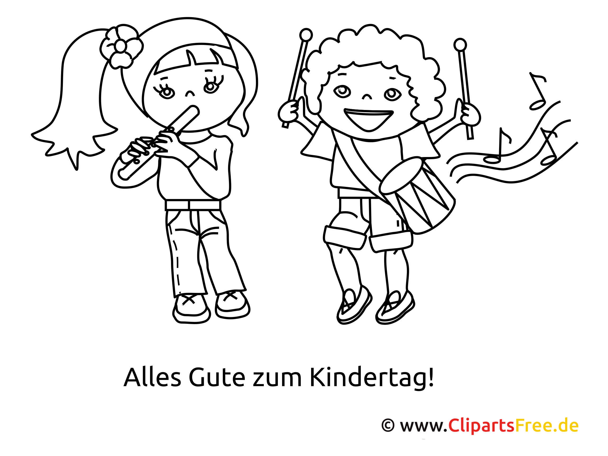 clipart kostenlos kindertag - photo #17