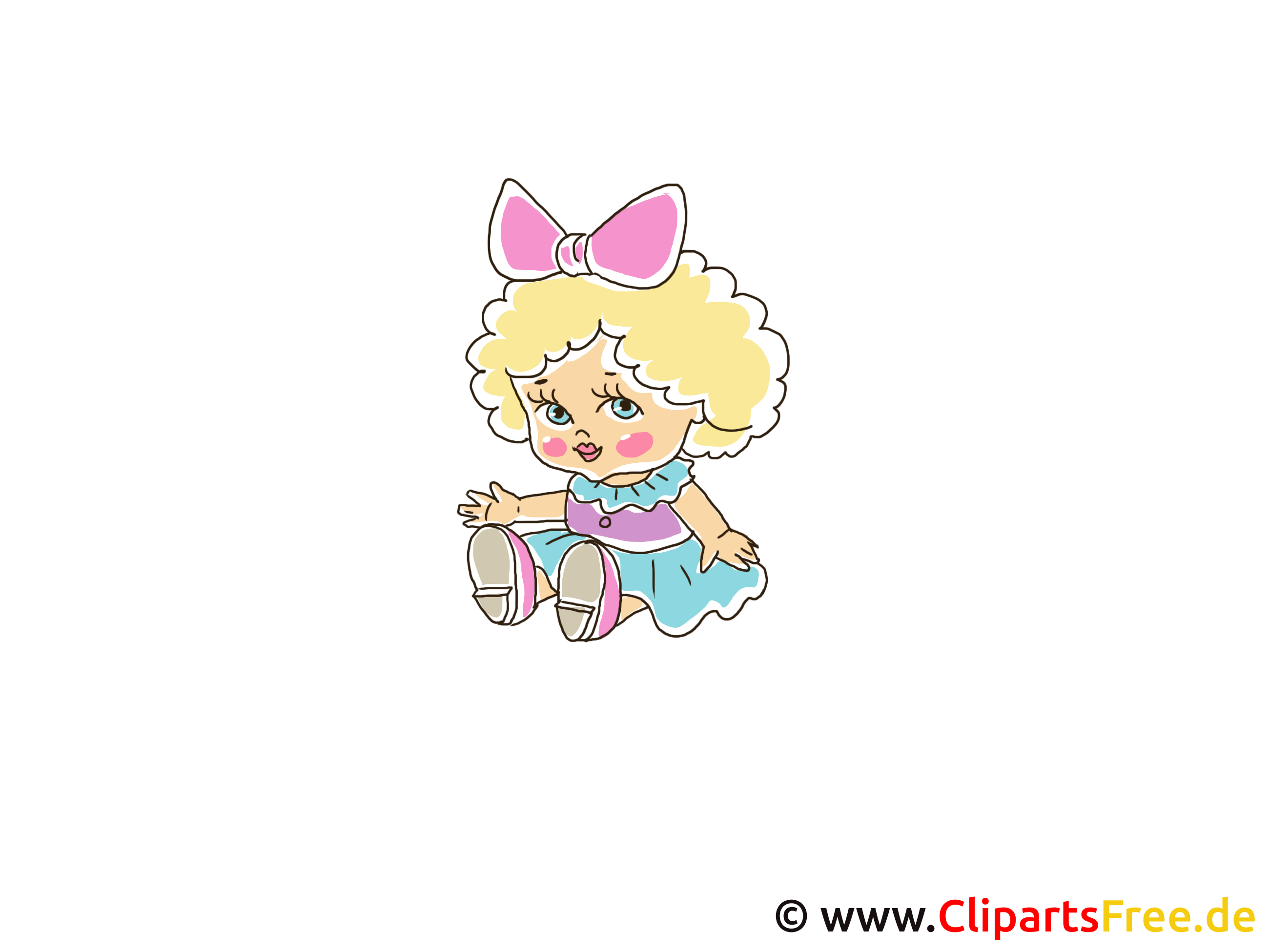 Puppe Clipart