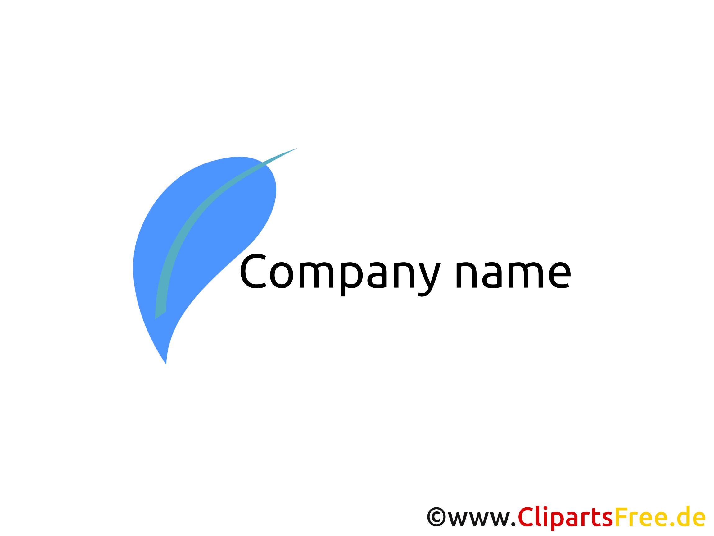 Gratis Vorlage zur Gestaltung von Logos