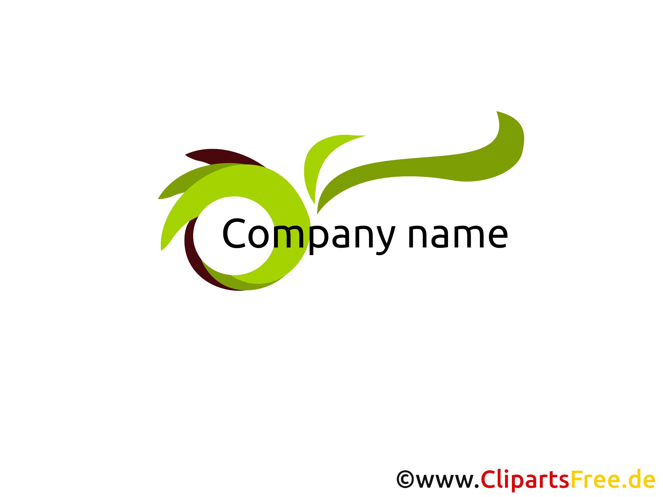 Kostenlose Logo-Vorlage zum Selbsgestalten