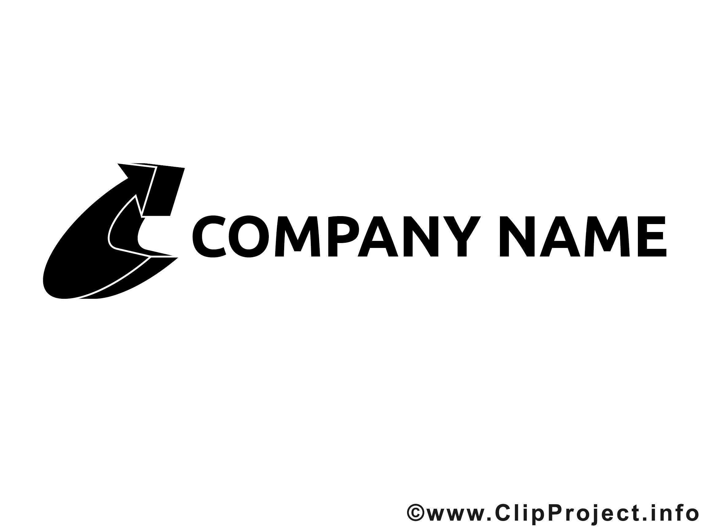 Logo Vorlage gratis zum Drucken