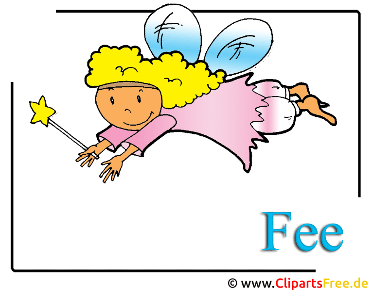 Fee Bild Clipart free download