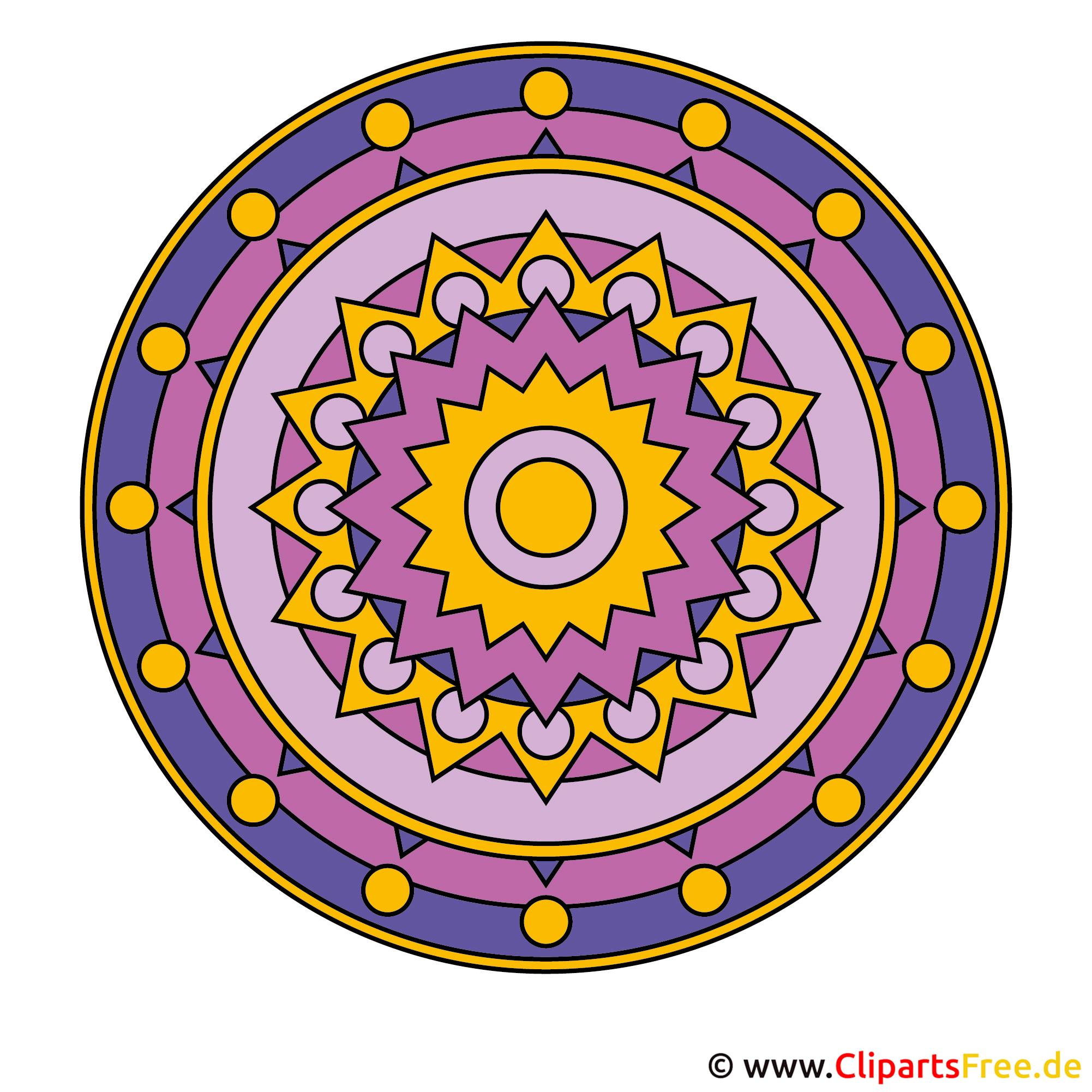 Mandala zum Drucken