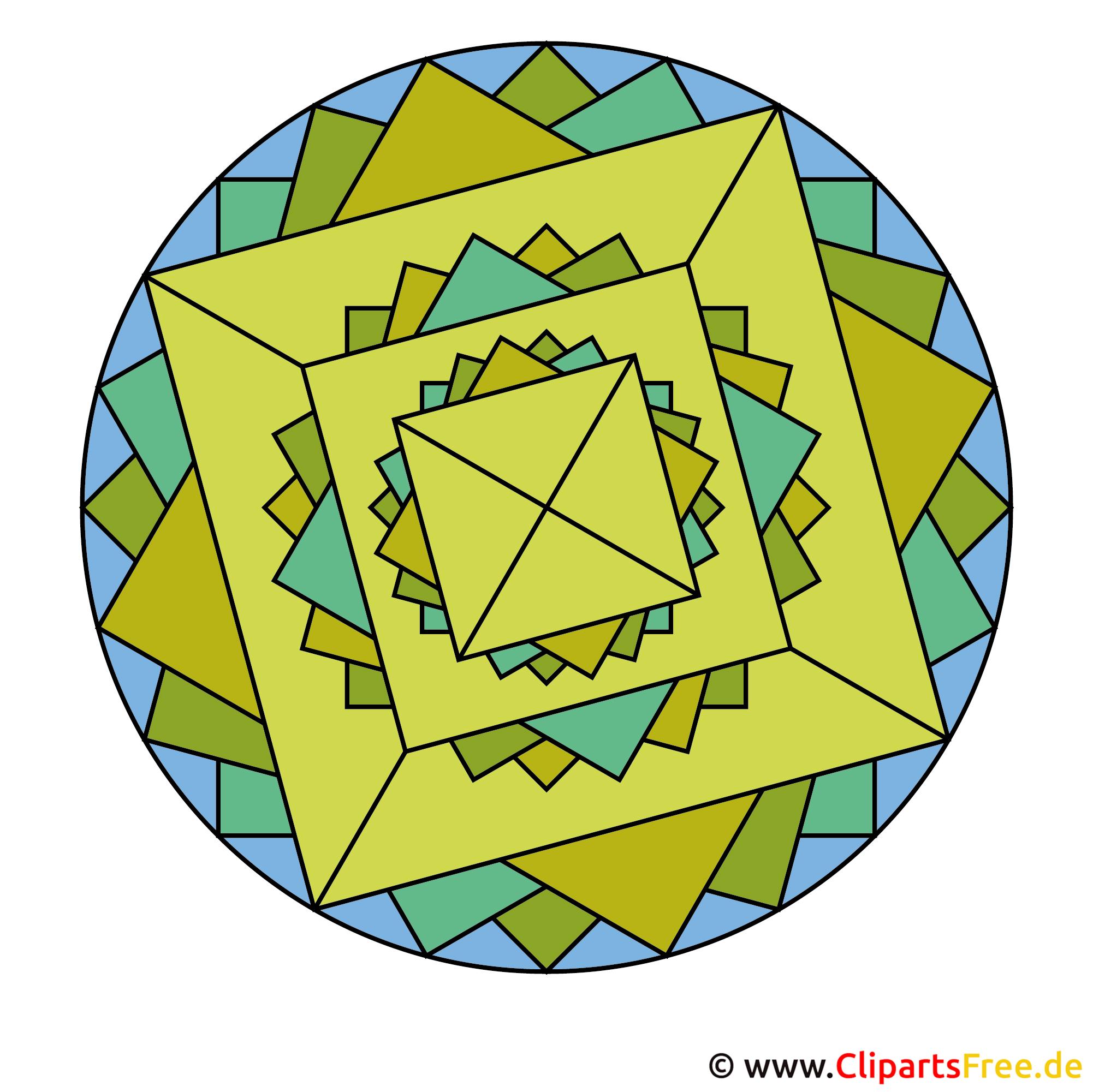 Mandalas Bild