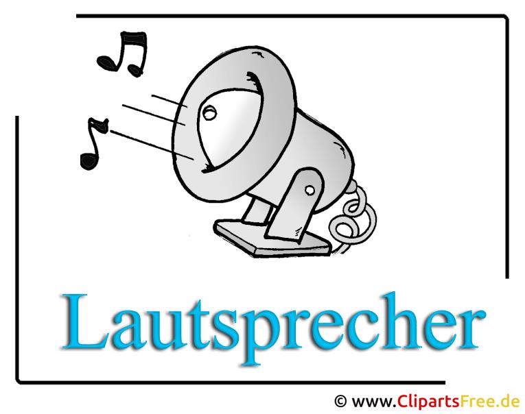 Lautsprecher Clipart Musik free