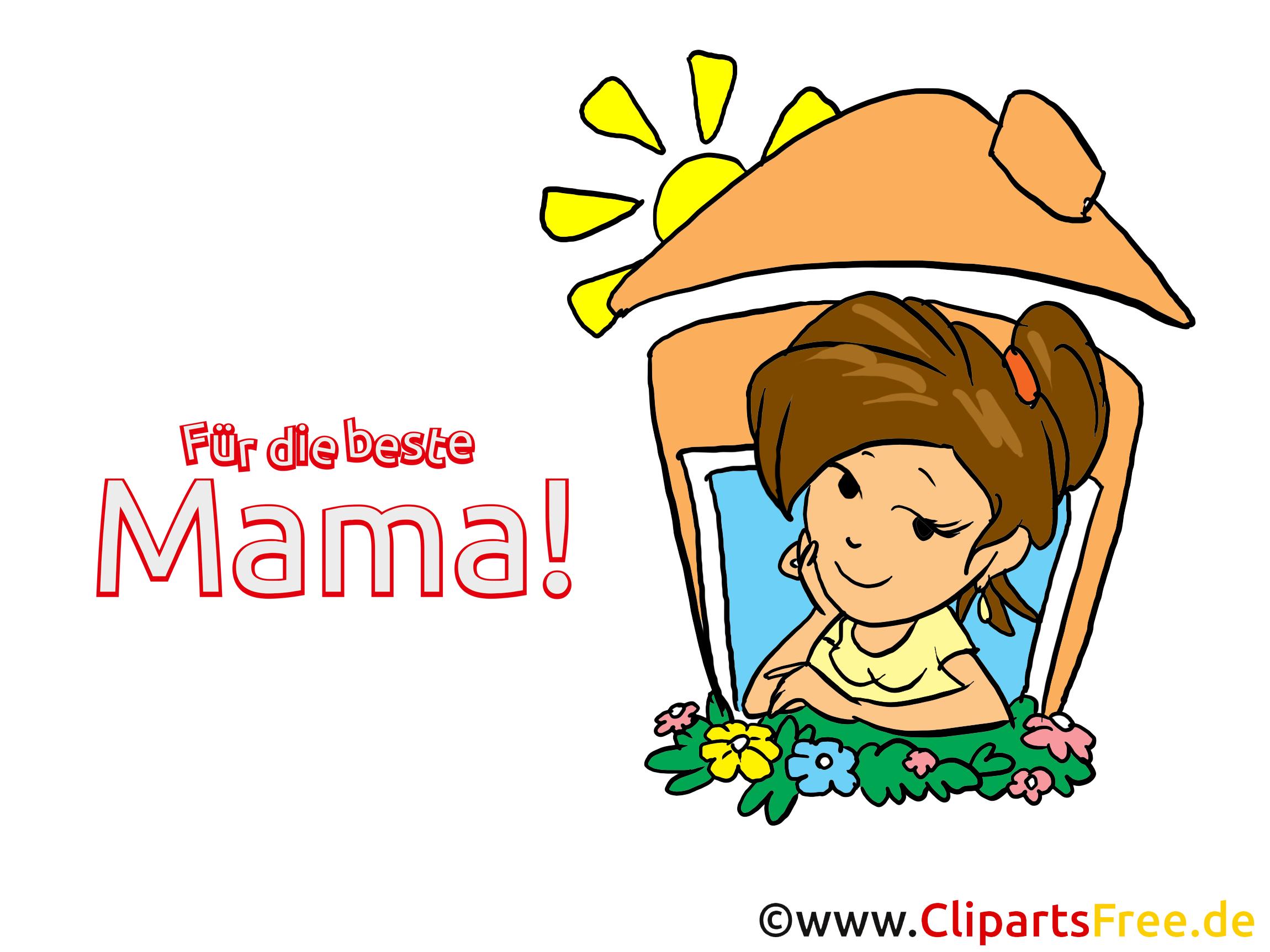 Digitale Postkarten zum Muttertag