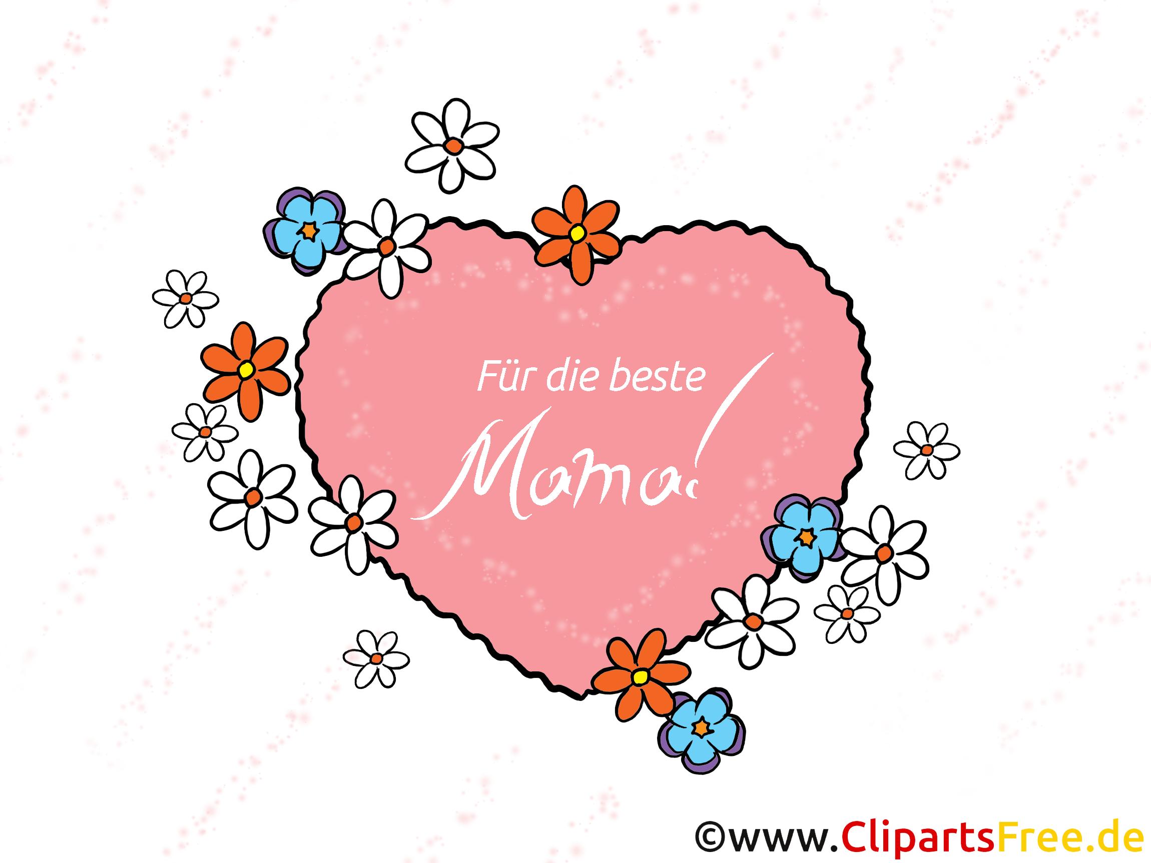 e Grusskarten zum Muttertag