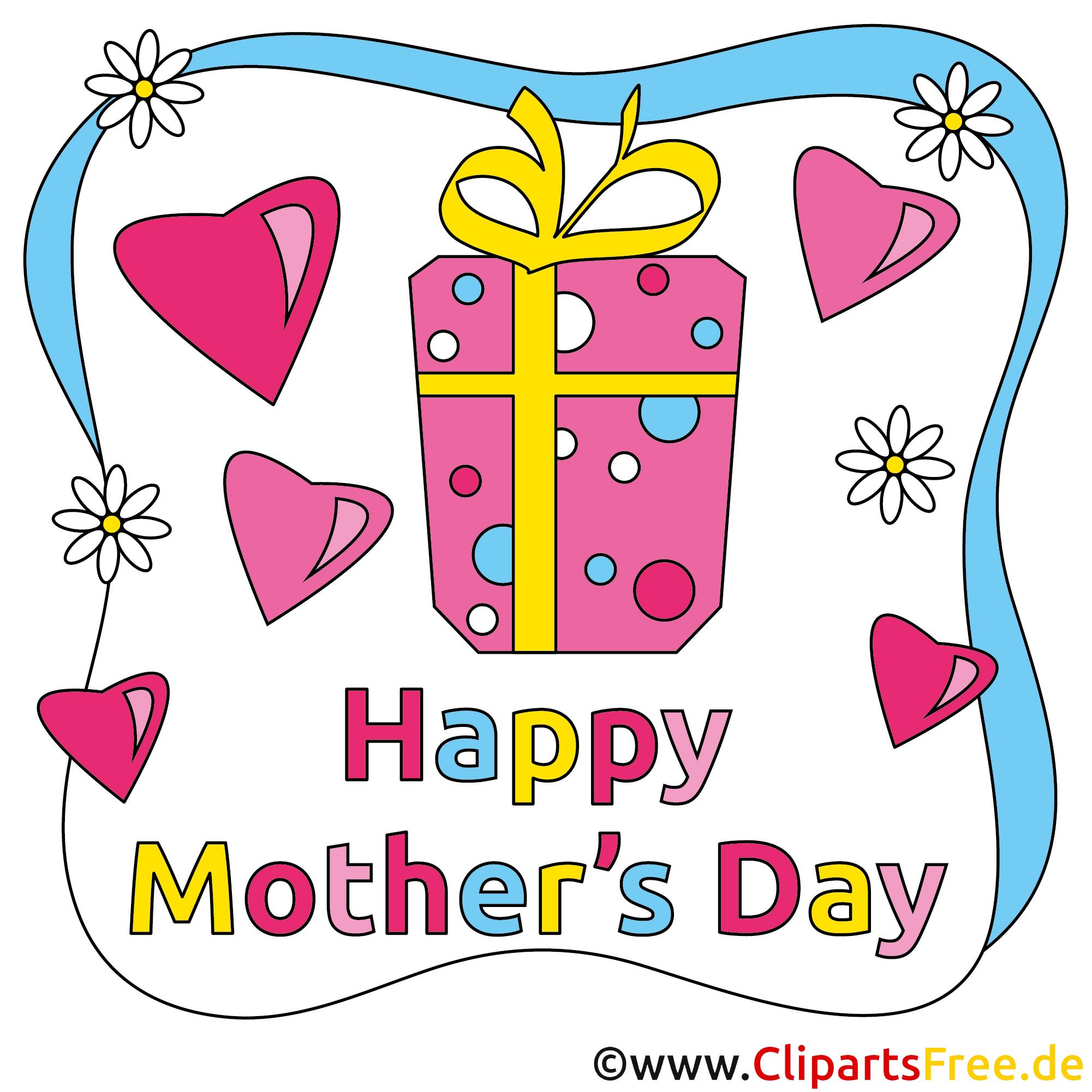 Geschenk Muttertag