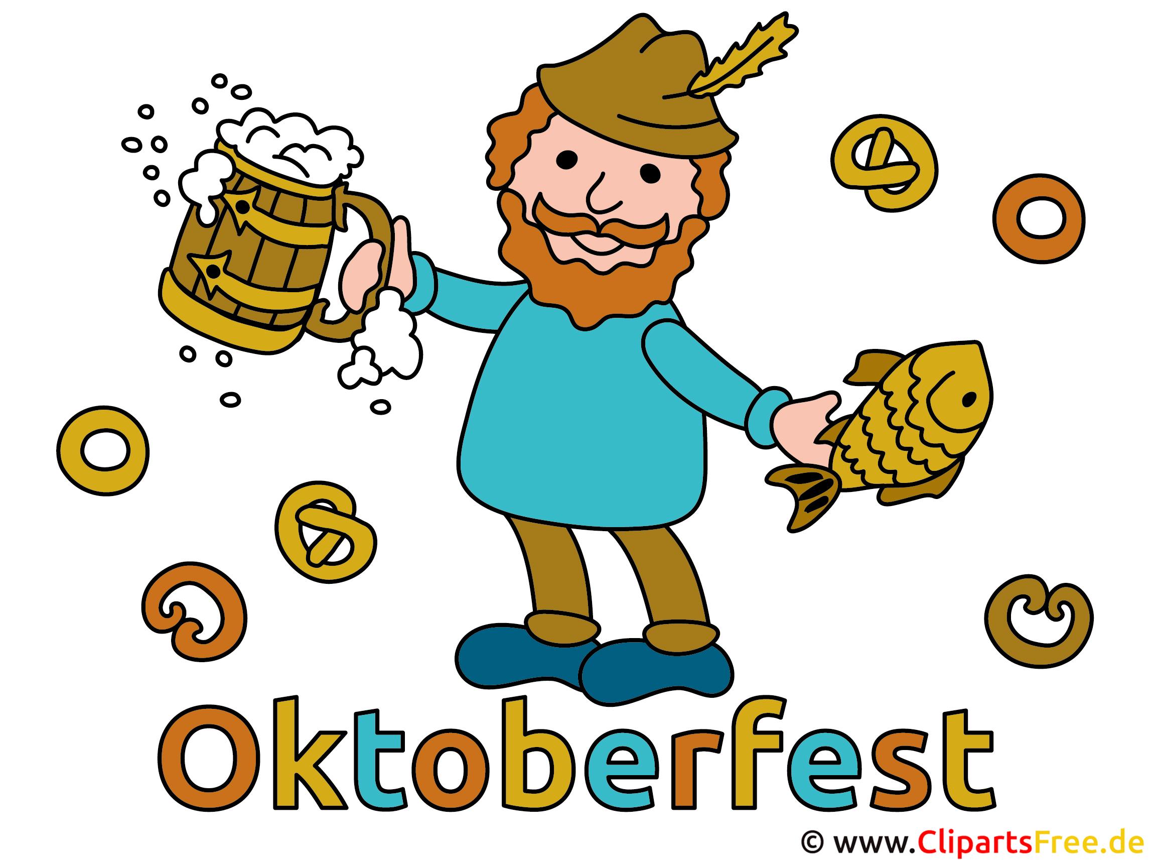 Oktoberfest Plakat Hintergrund