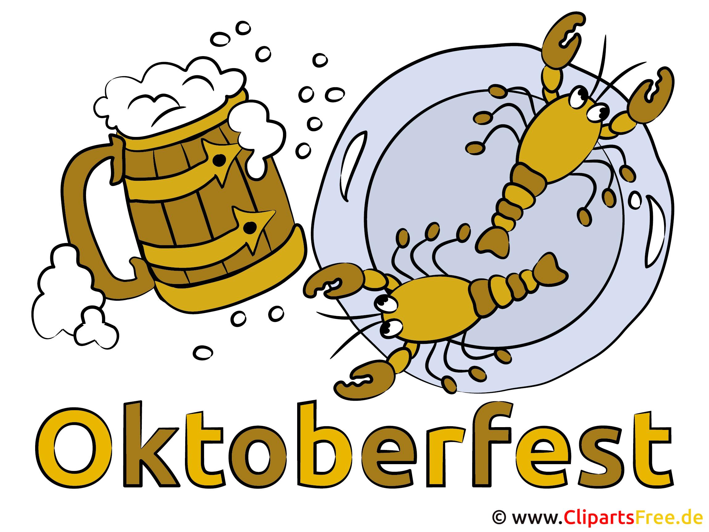 Oktoberfest Zeichnungen