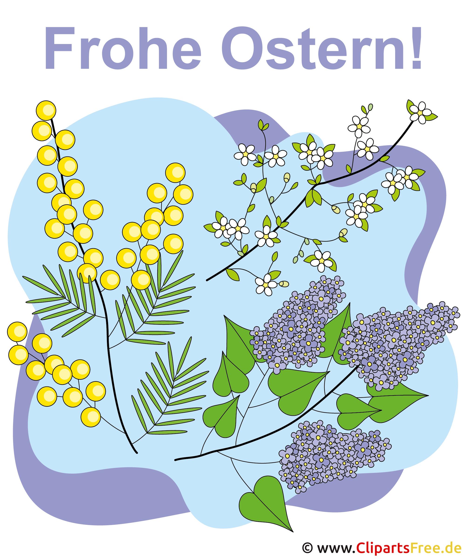 Frohe Ostern Karten kostenlos