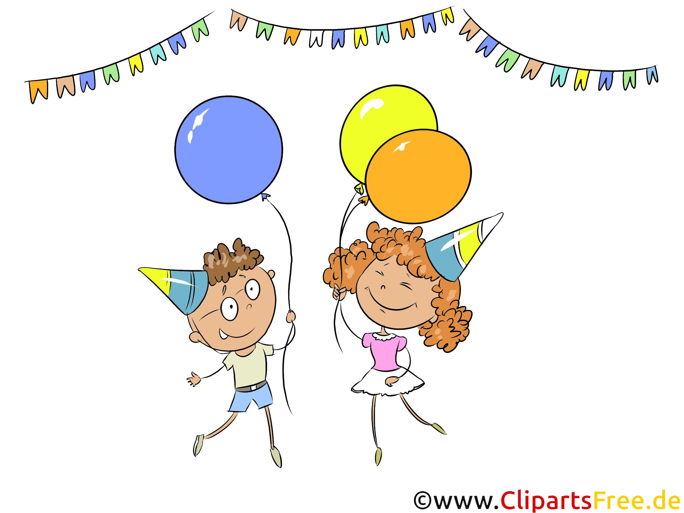 Feiern Clipart