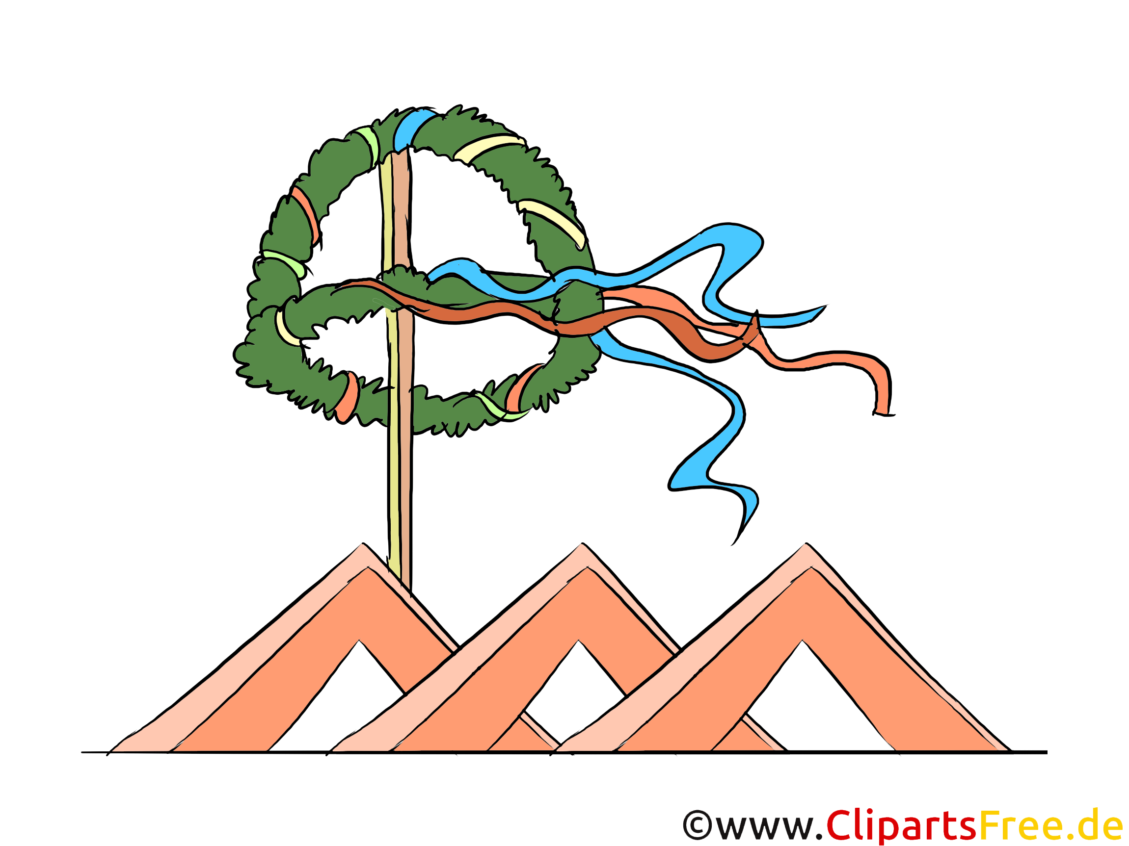 Richtfest Clipart