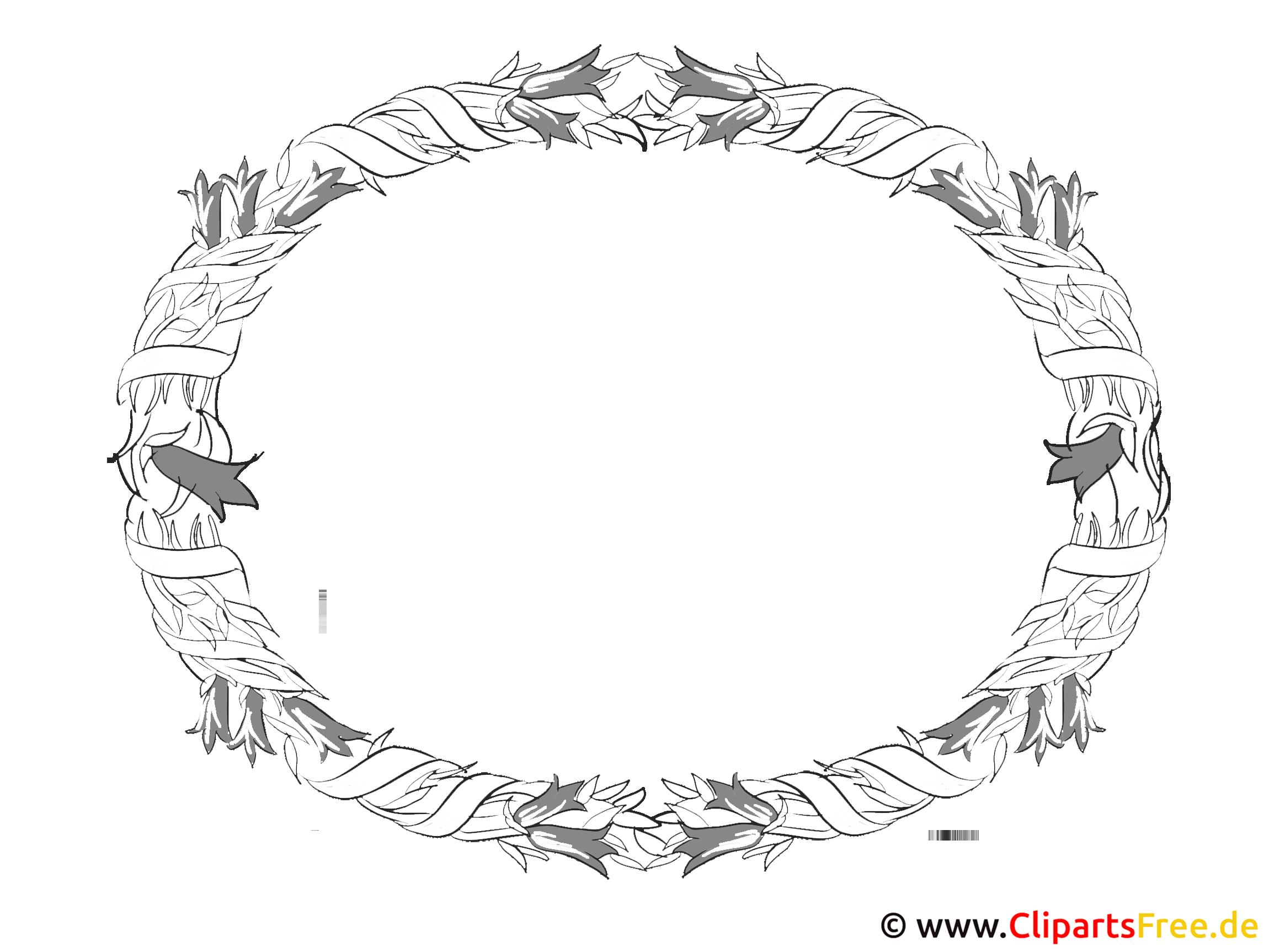 Bordüre Clipart, Bild, Grafik