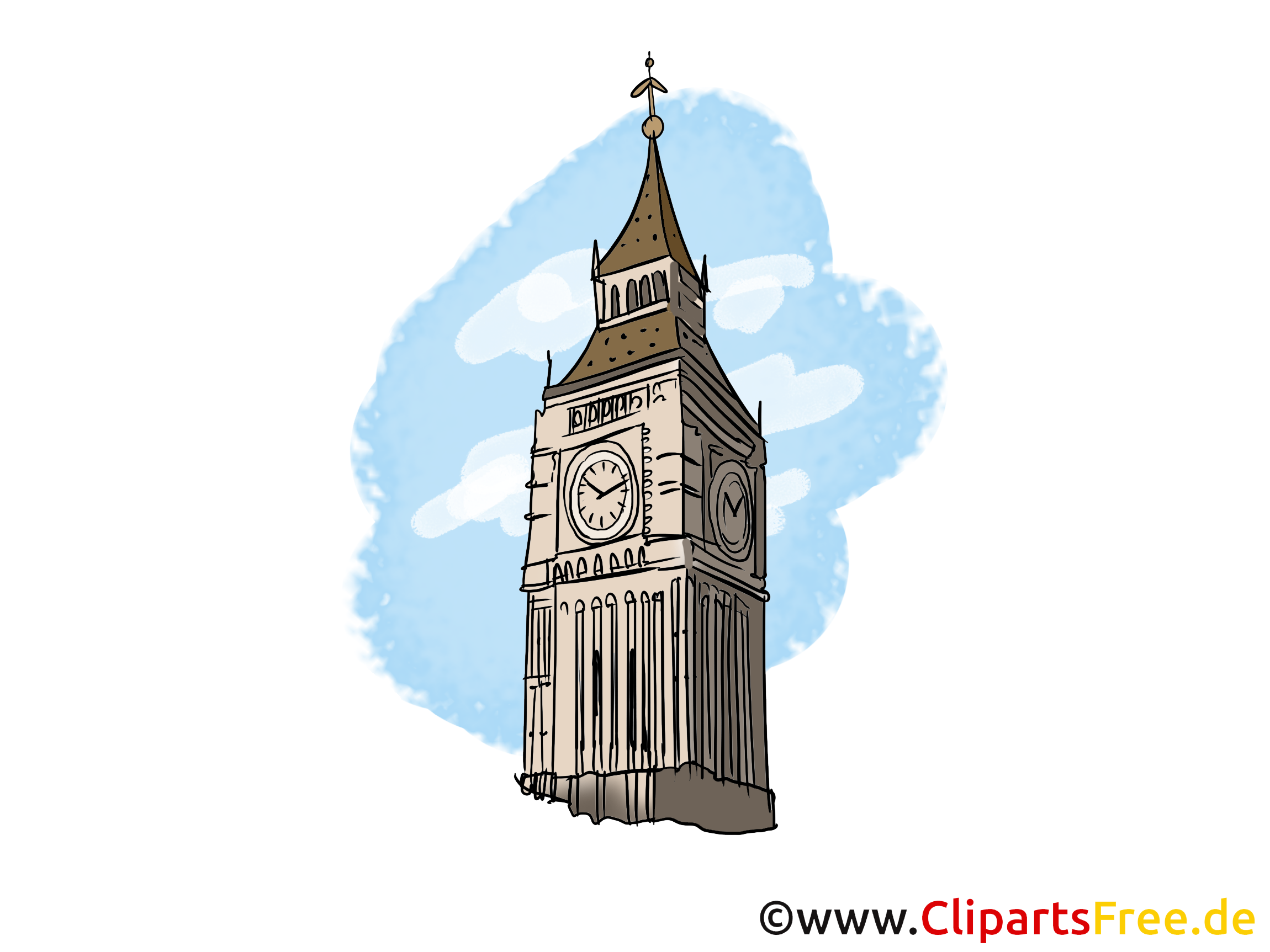 clipart big ben london - photo #17