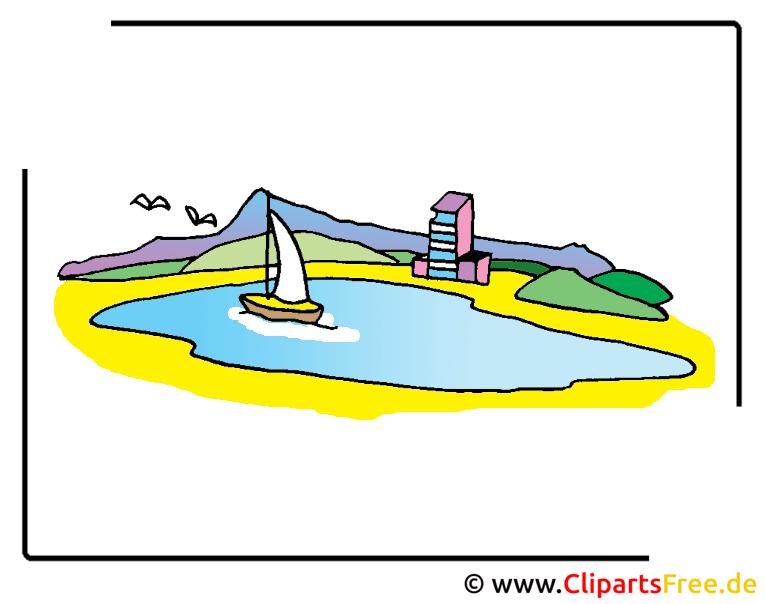 Urlaub Clipart-Bilder free