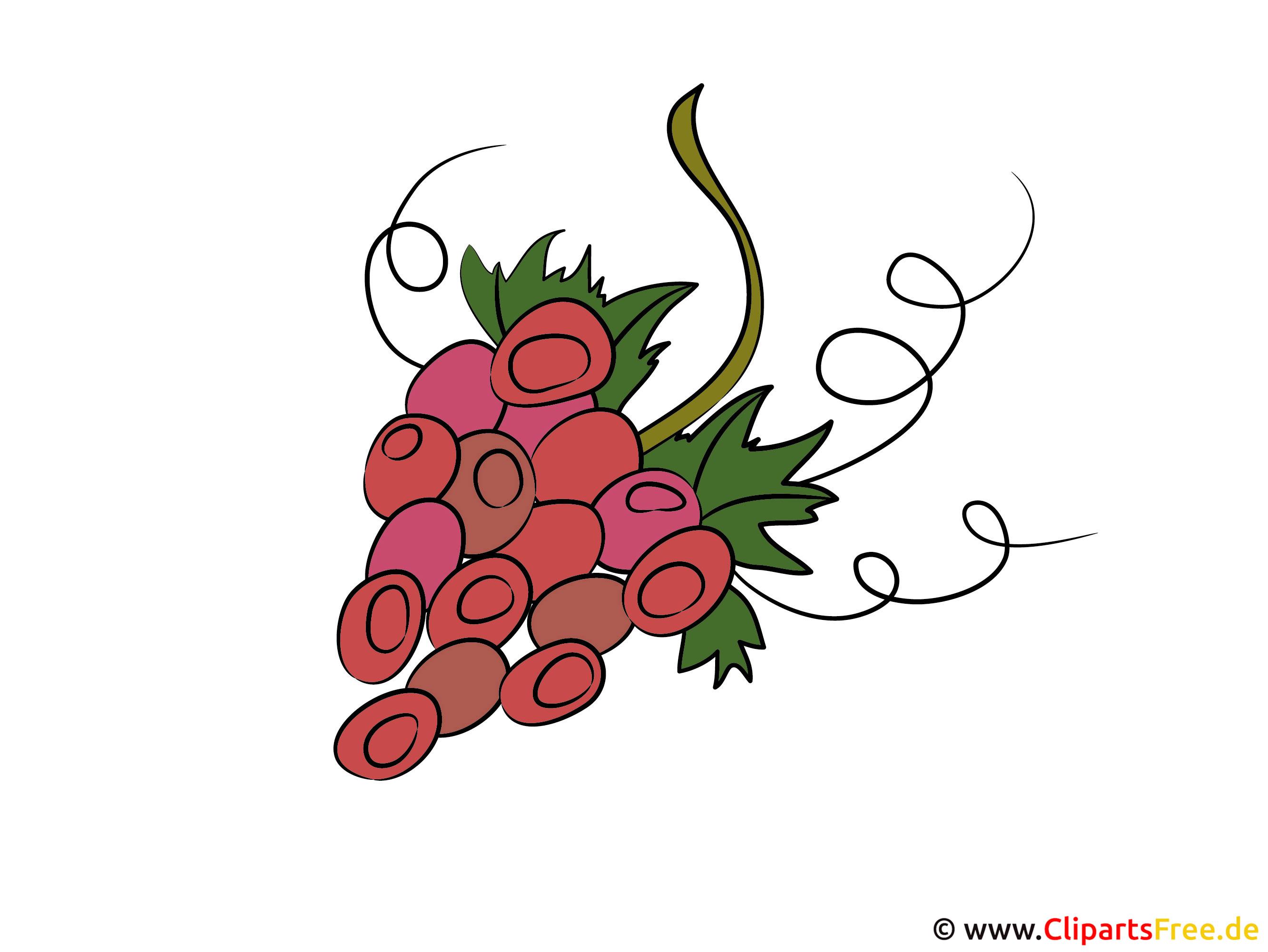 Weinfest Bilder mit Weintrauben