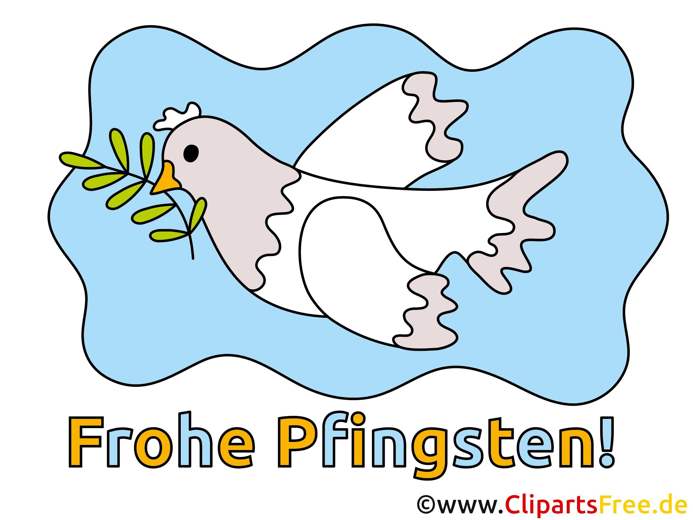 Pfingsten Clipart