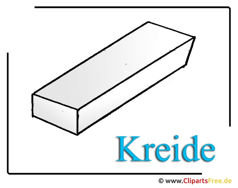 Kreide Bild-Clipart free