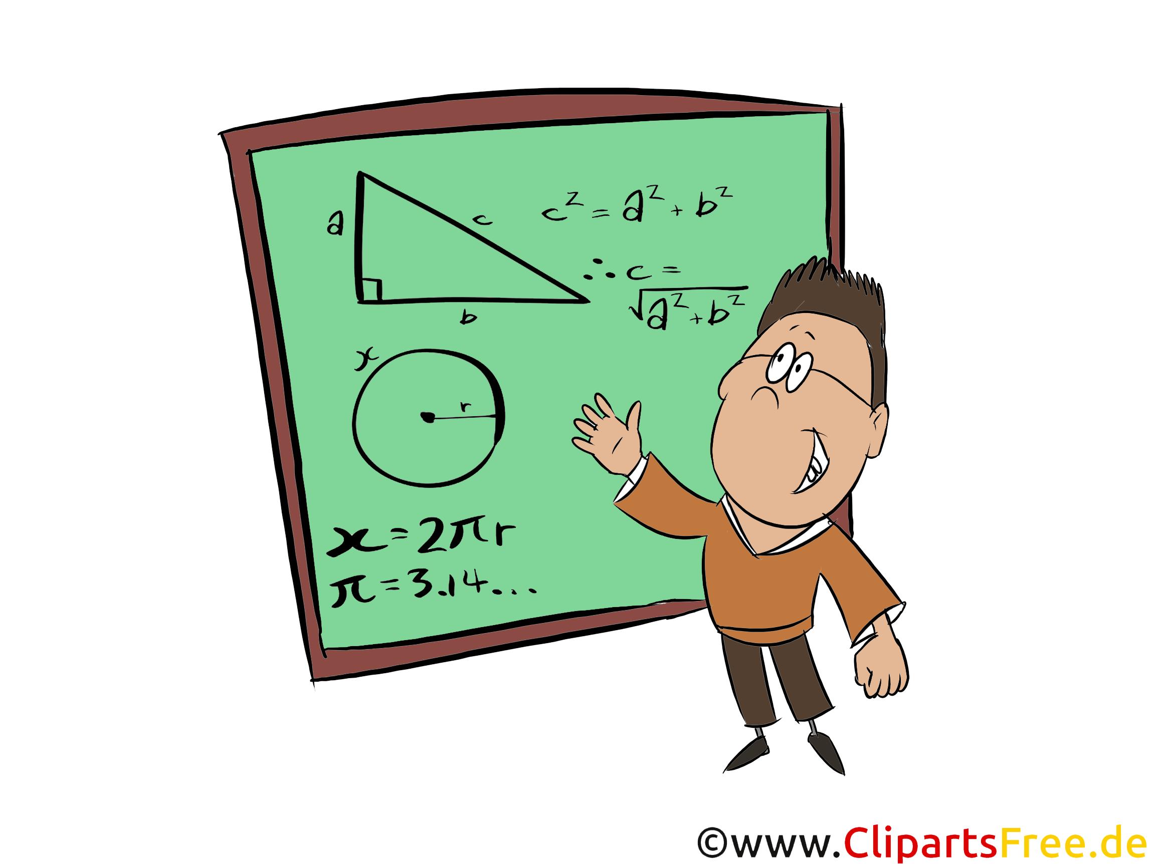 Physik Clipart, Bild, Illustration