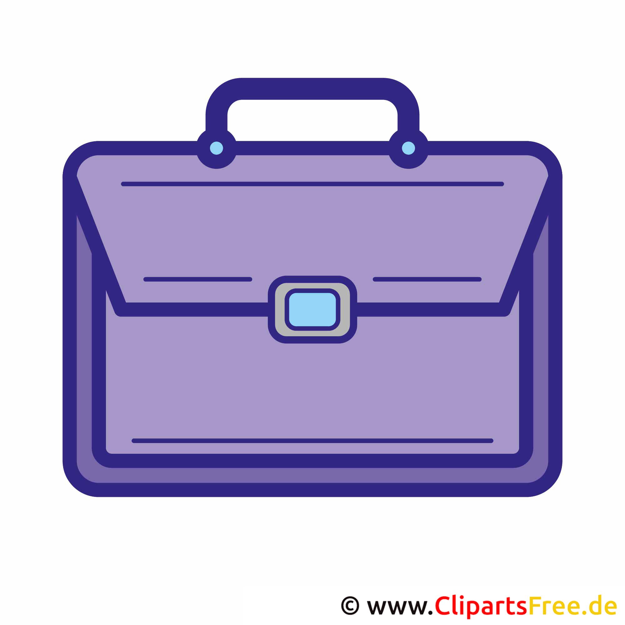 Schulranzen Clipart gratis - Schule Cliparts
