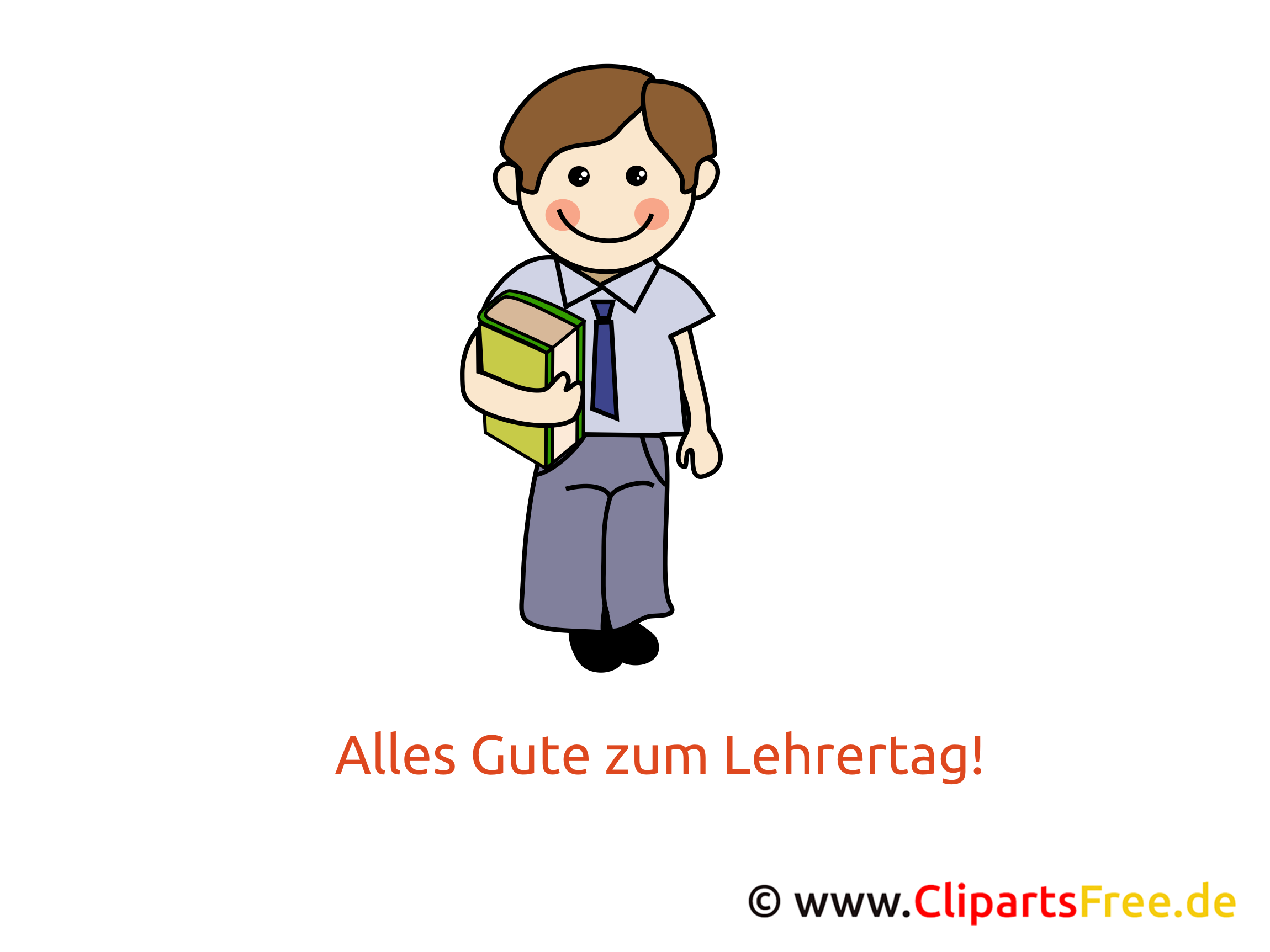 Welt Lehrer Tag Clipart, Bild, Grafik
