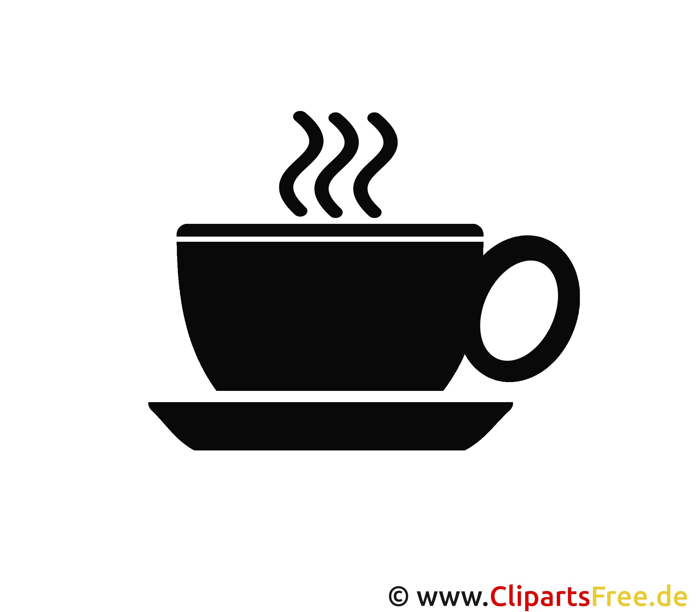Kaffeetasse Piktogramm