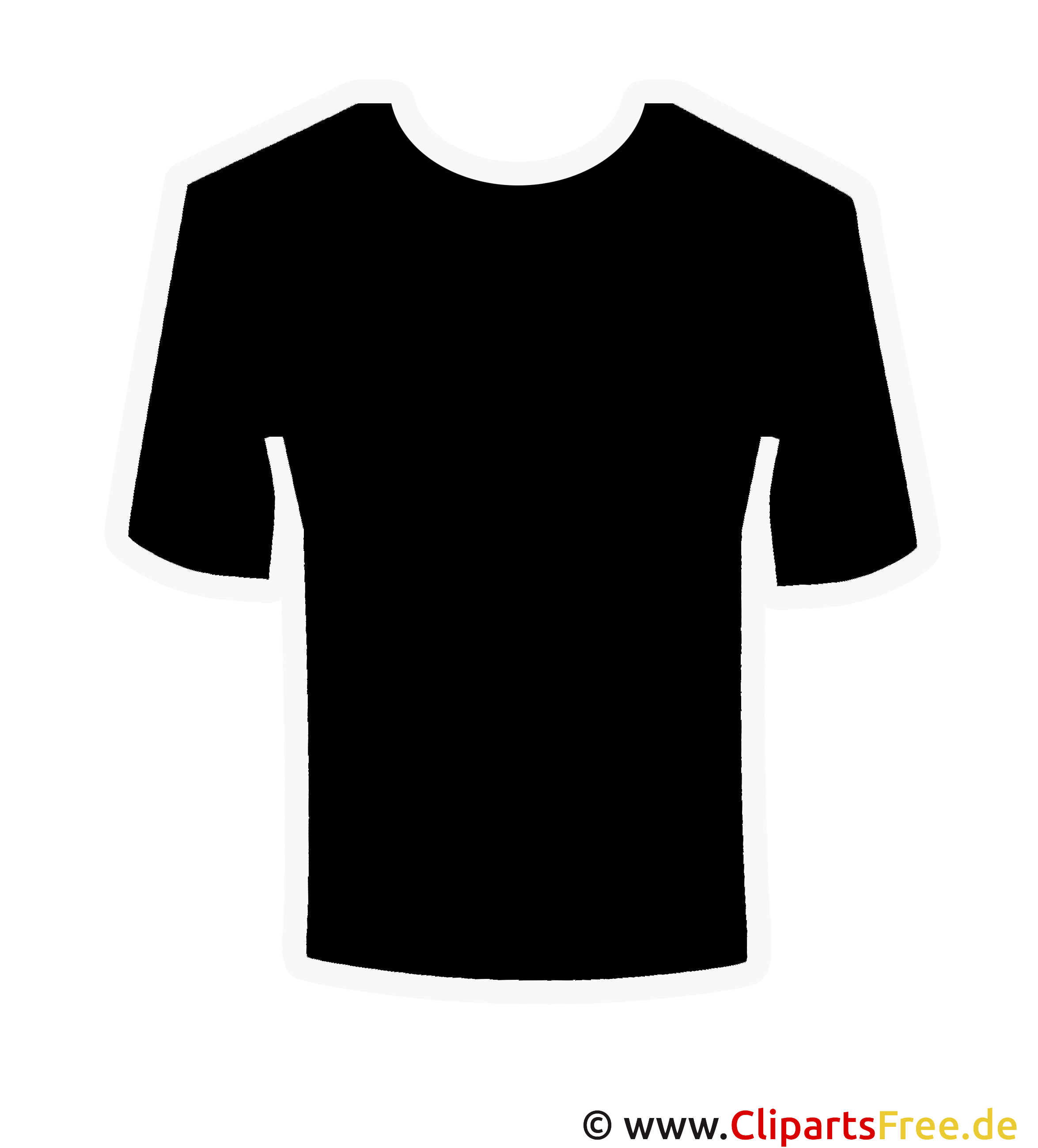 T Shirt Cliparts