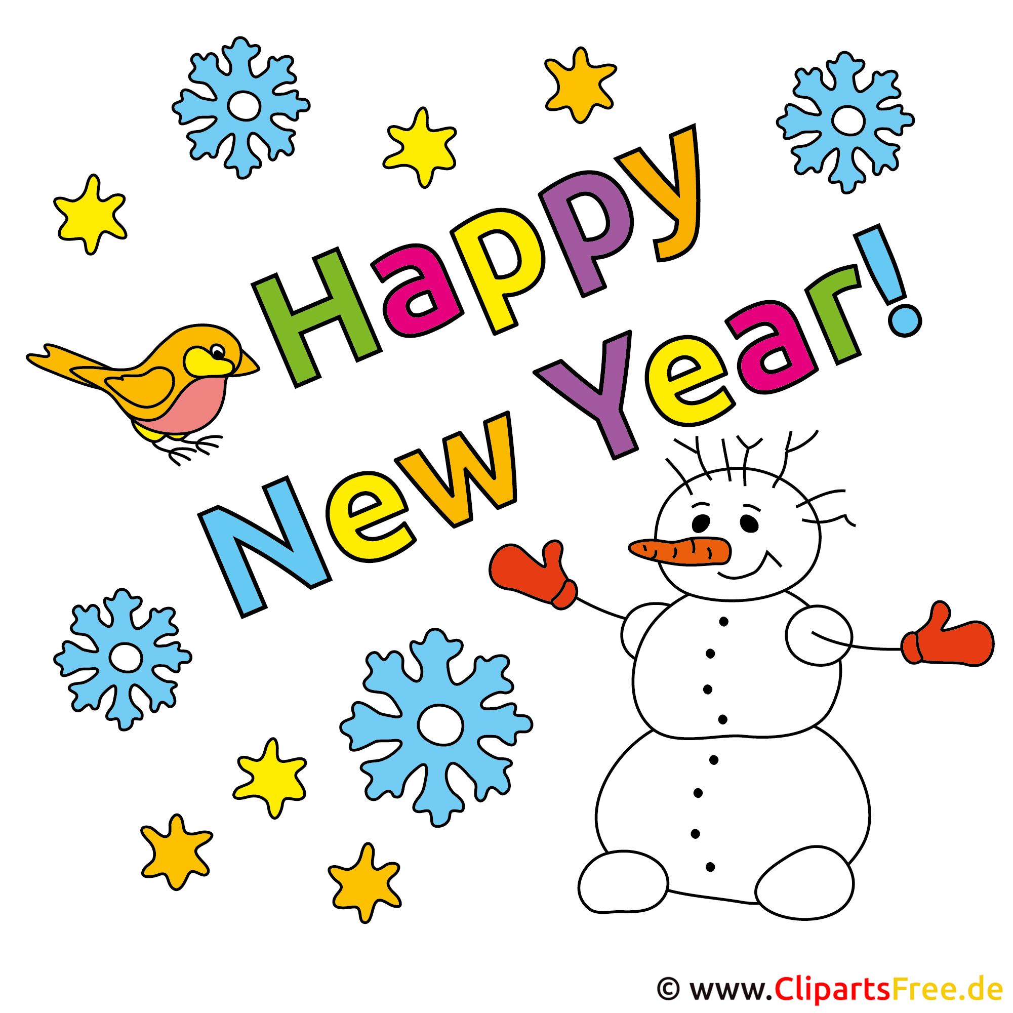 bilder happy new year kostenlos