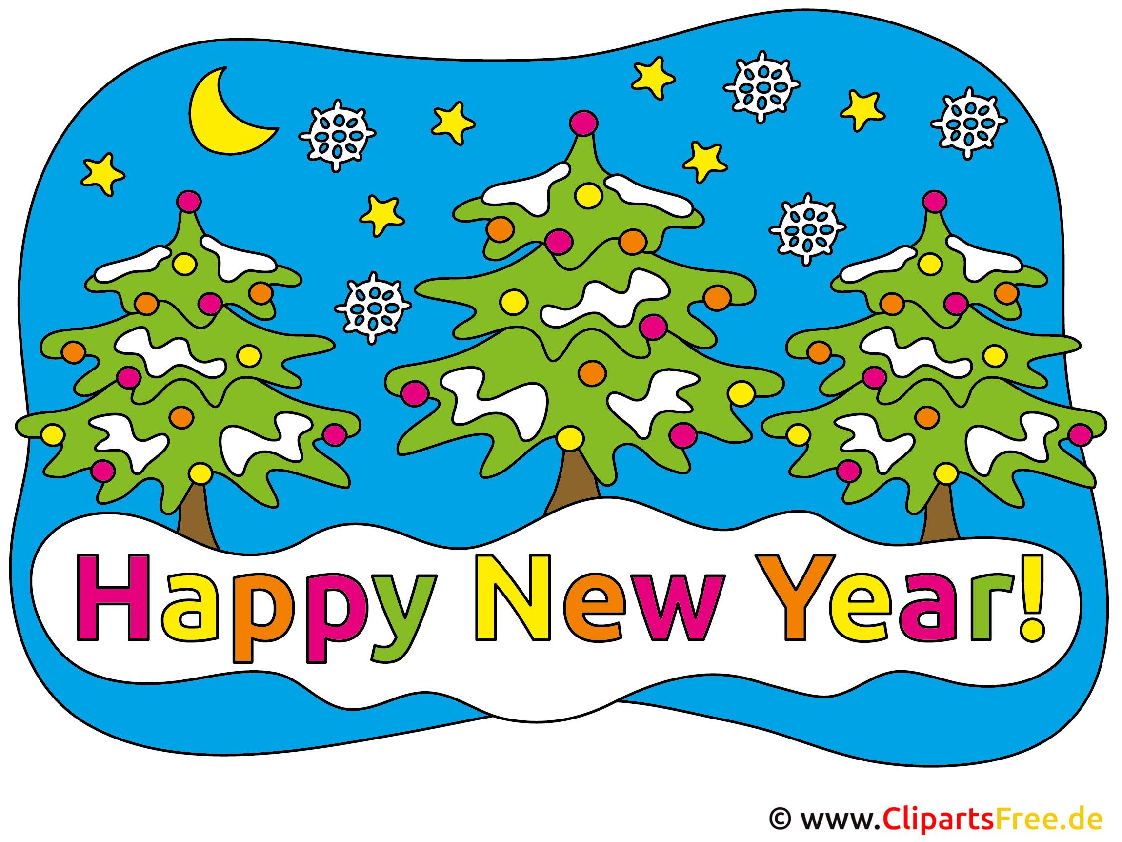 Neues Jahr Bilder in Englisch