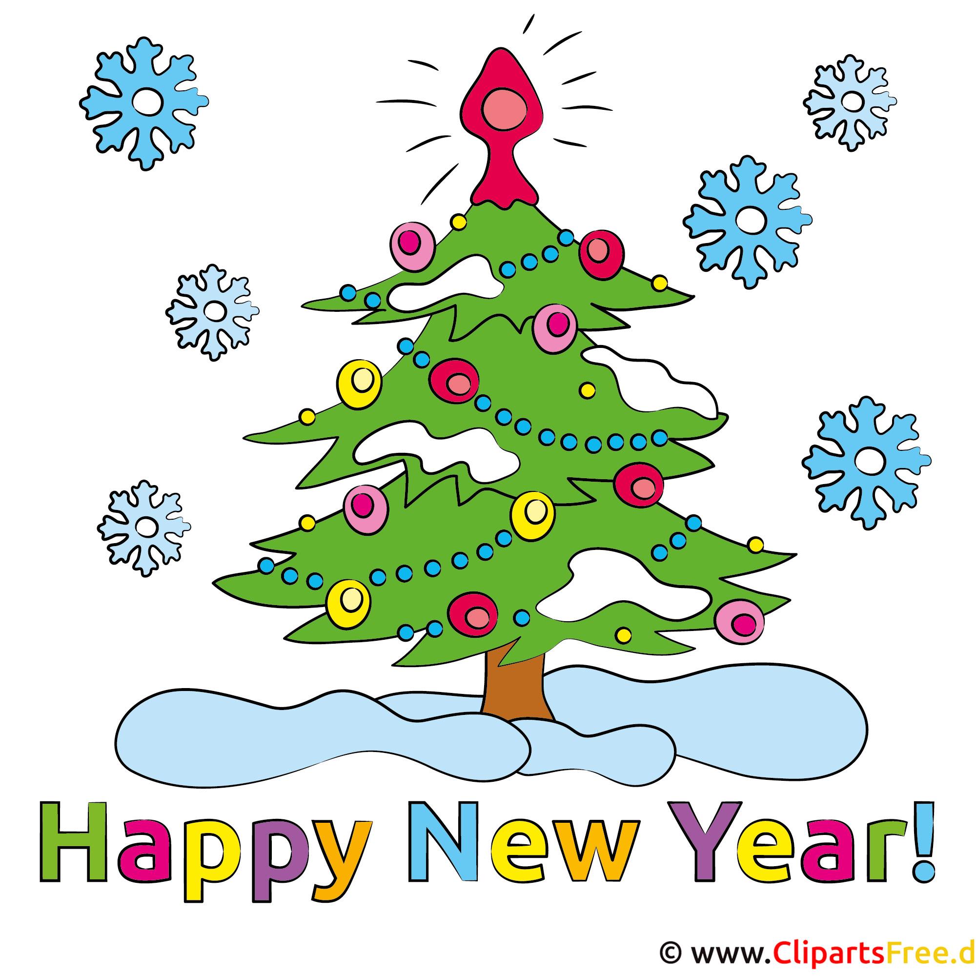 Neujahrsbilder gratis