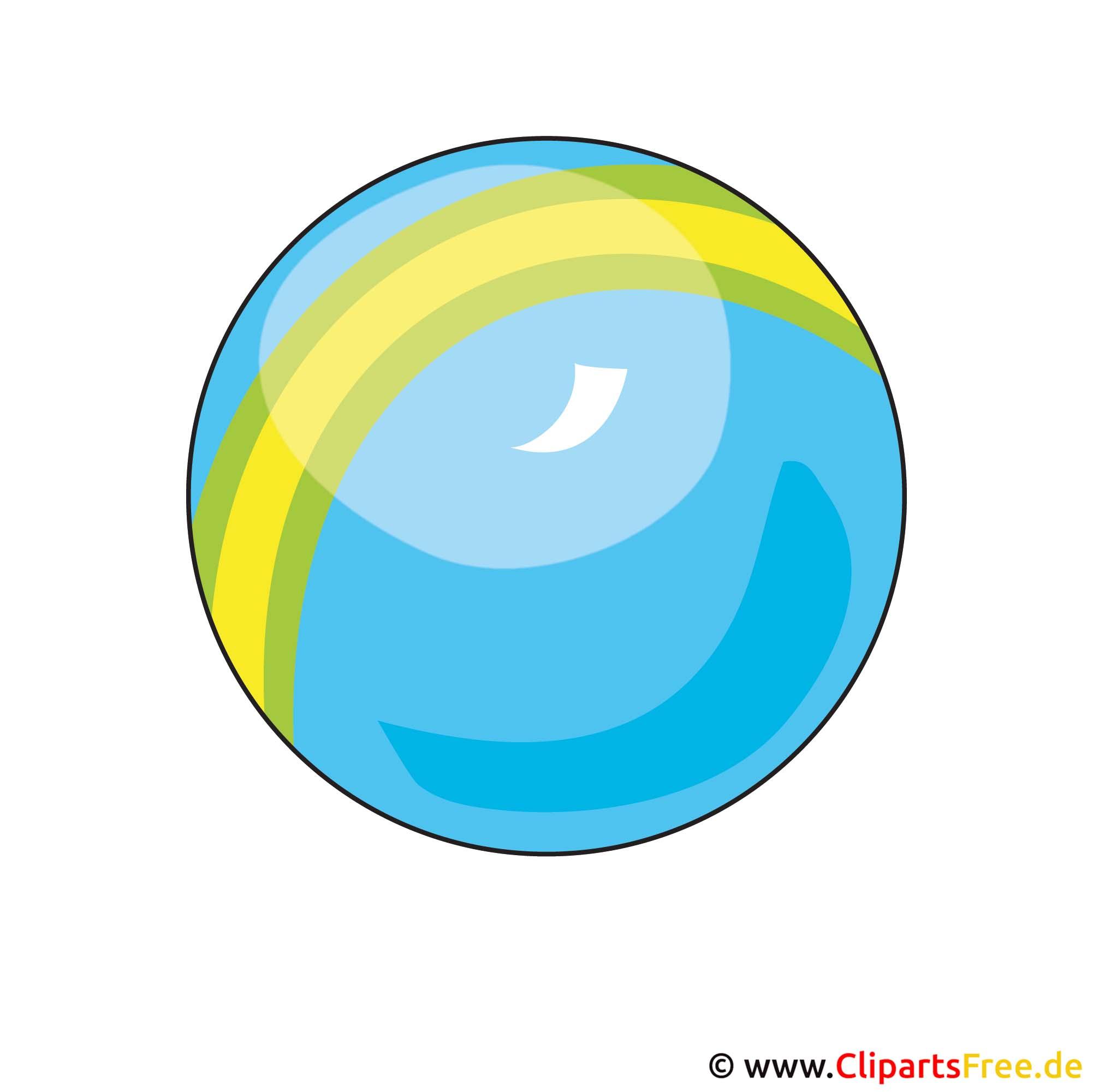 Ball zum Spielen - Sport Clip-Art-Bilder kostenlos