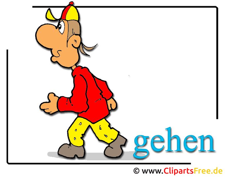 Gehen Clipart Sport free