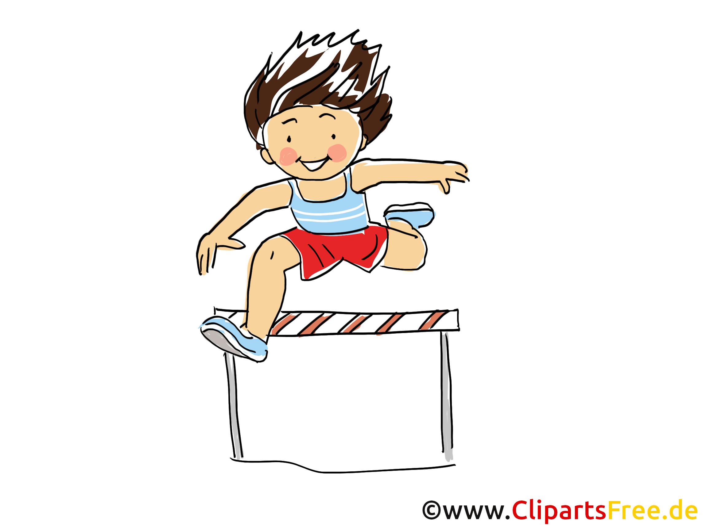 clipart gratuit sport course - photo #23