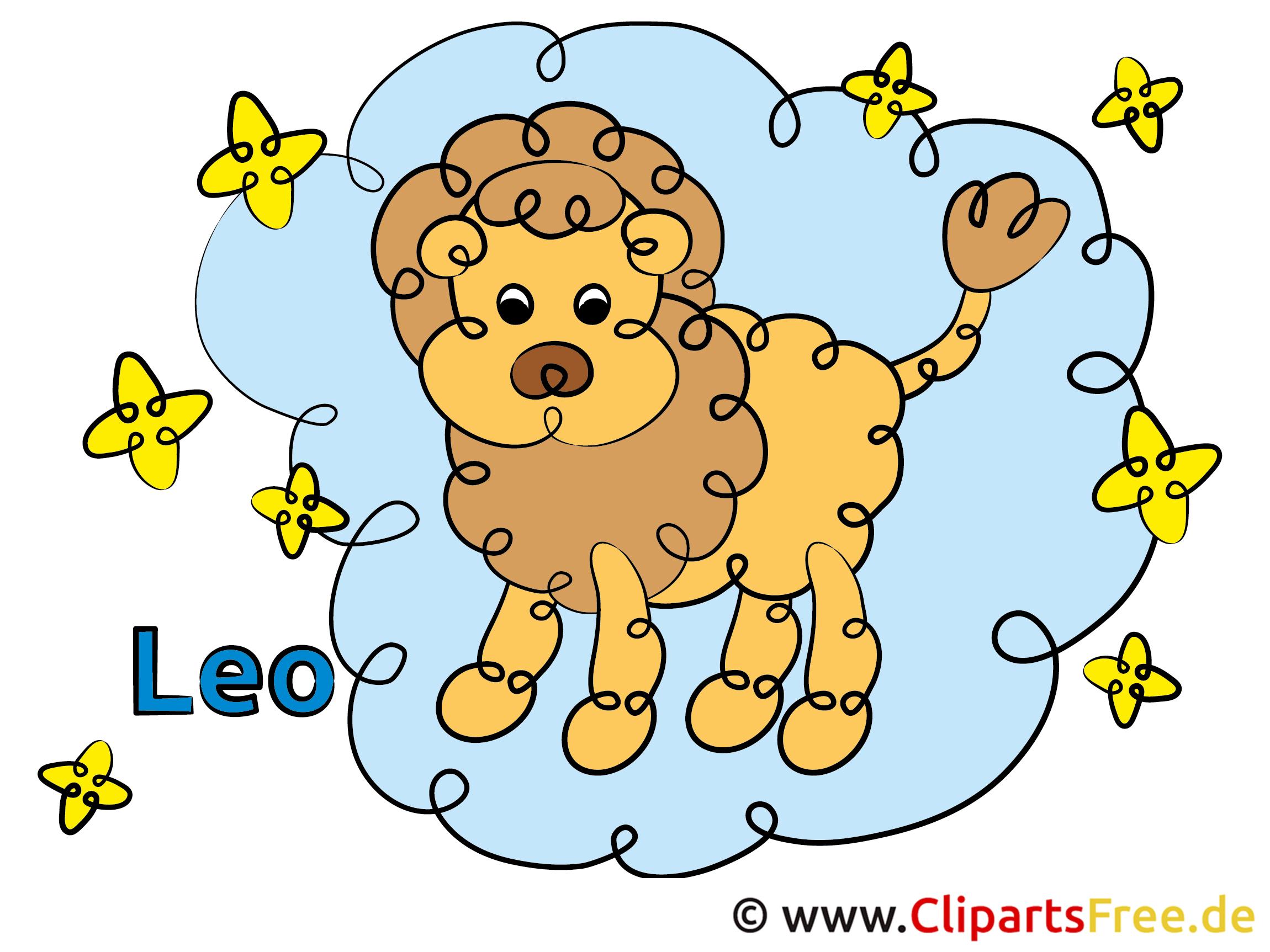 Bilder von Sternzeichen Loewe