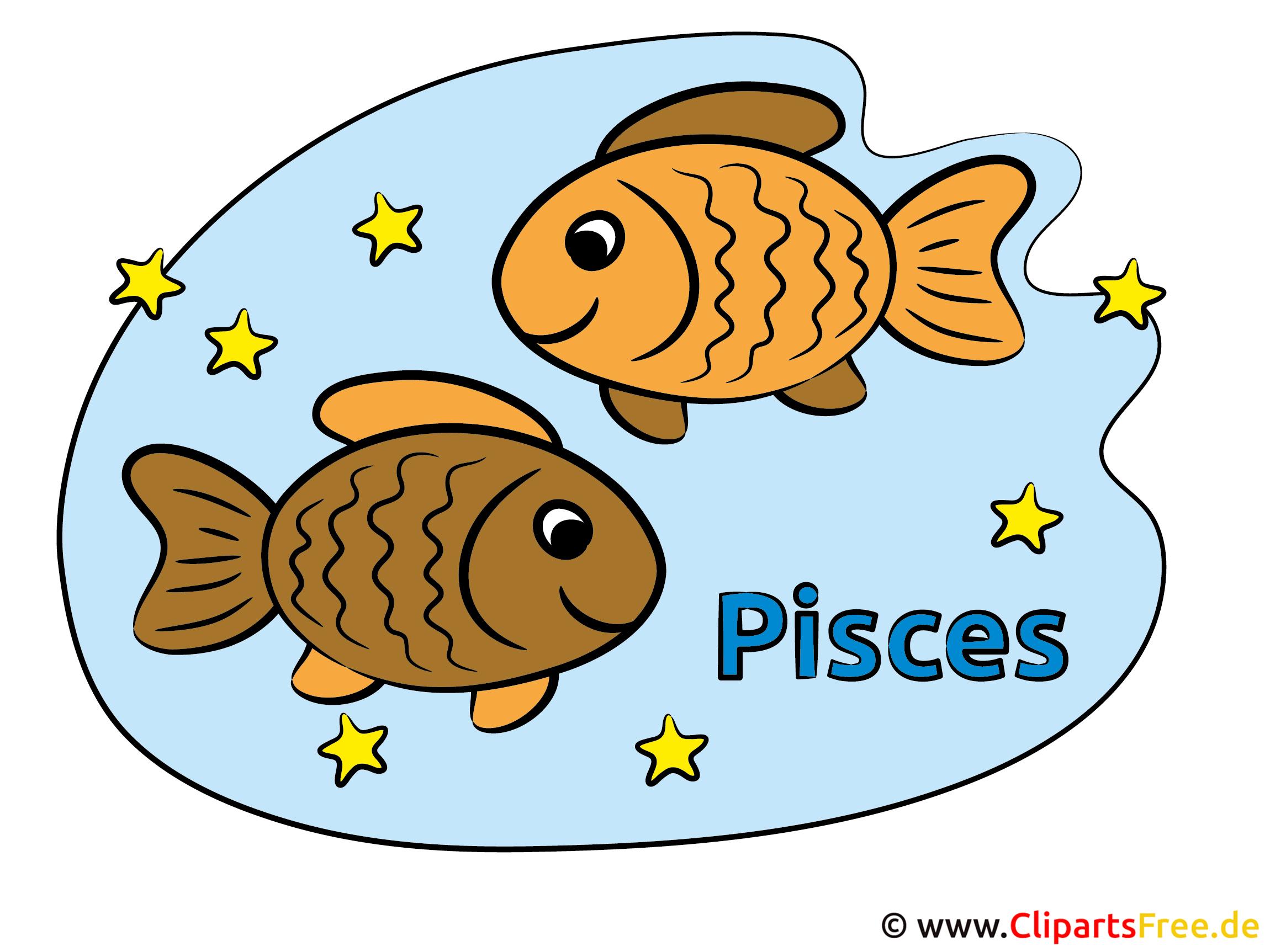 Sternzeichen Bilder - Fische