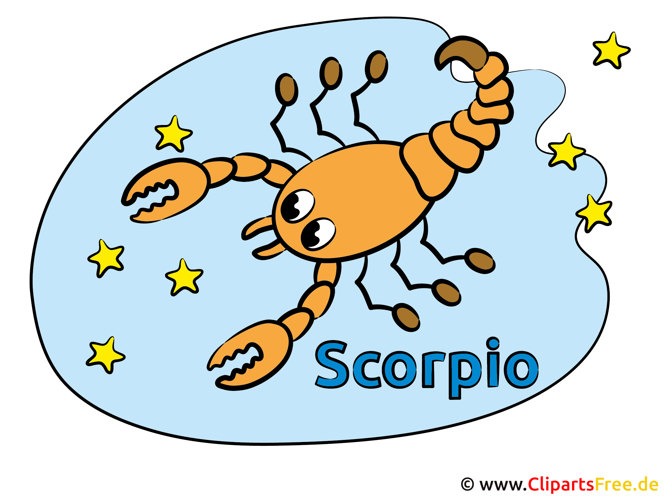 scorpion sternzeichen