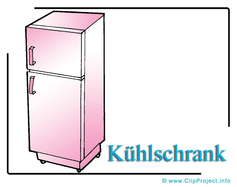 Kühlschrank Clipart-Bild free