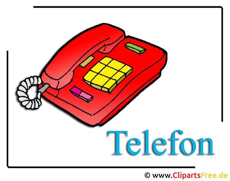 Telefon Clipart free