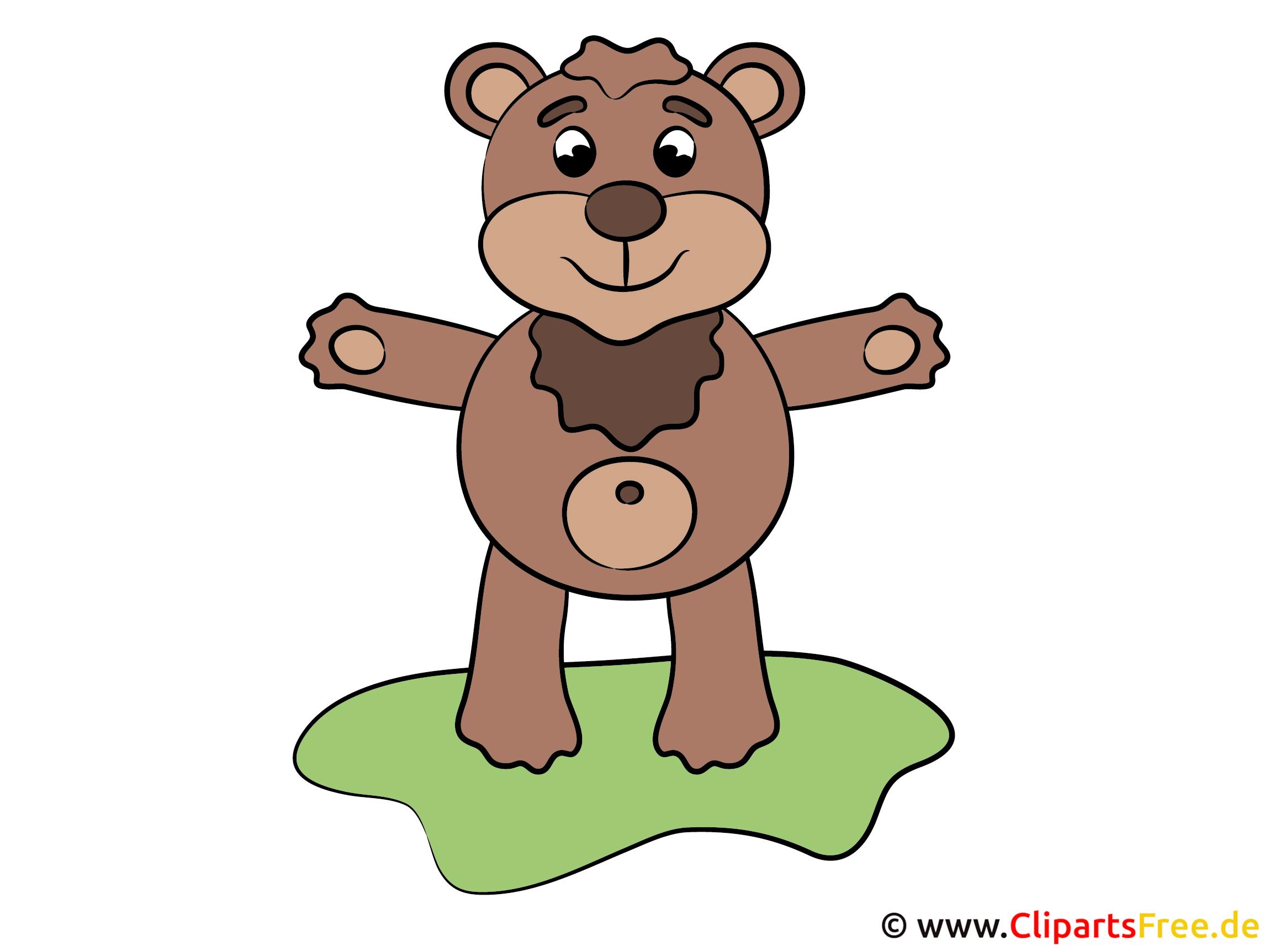 Clipart Bär