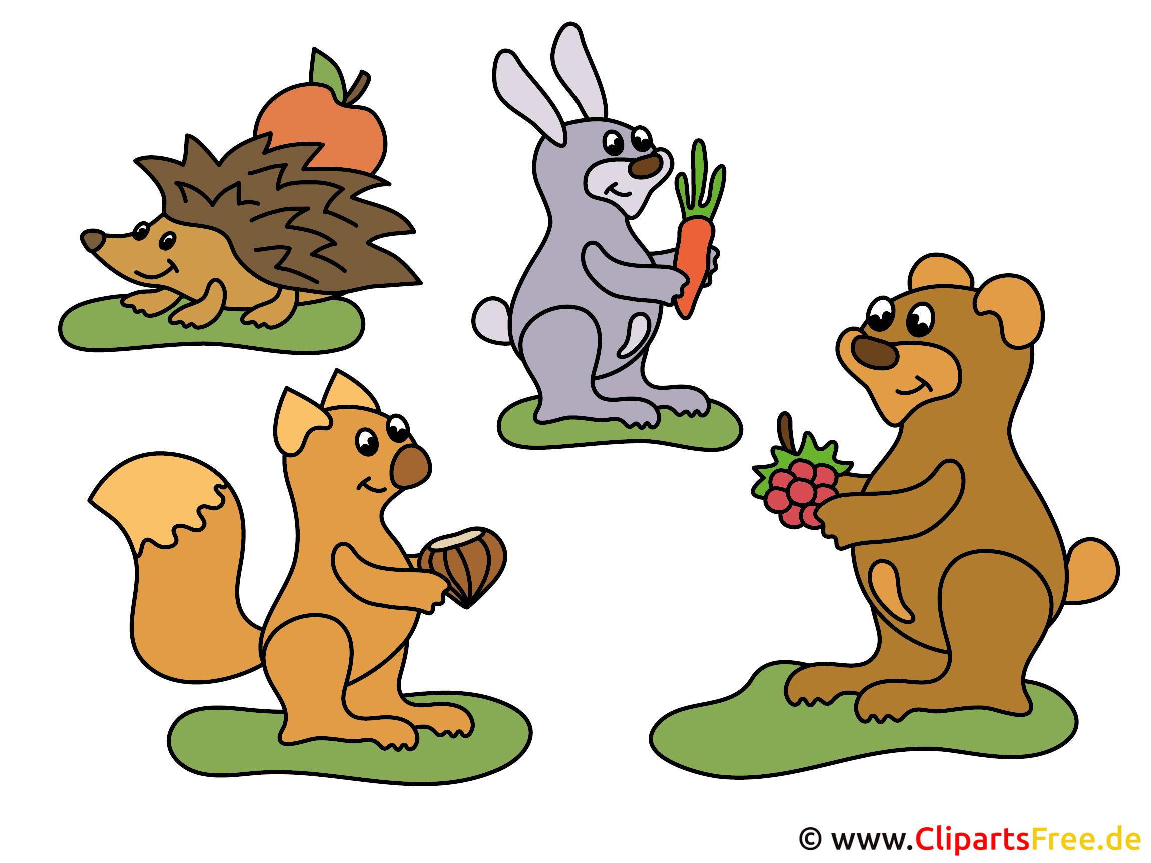 Comic Tiere Bilder