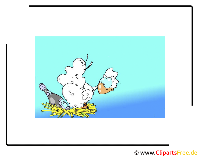 Nest Clipart-Bild kostenlos