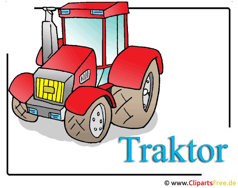 Traktor_Clipart_free