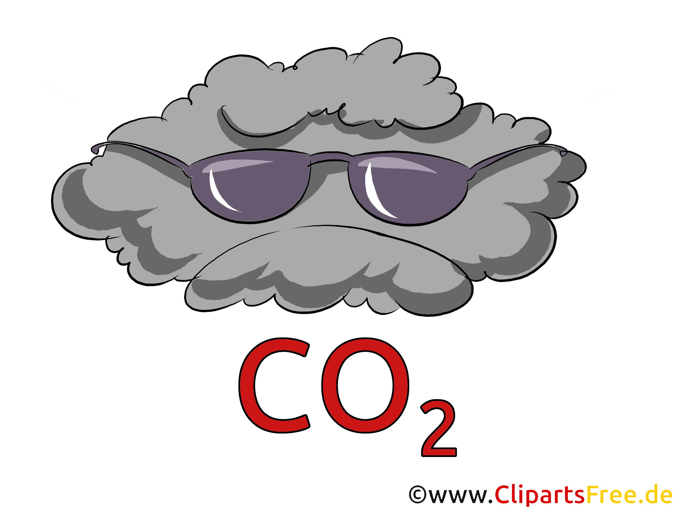 Co2 Illustration Bilder, Stocks, Grafiken